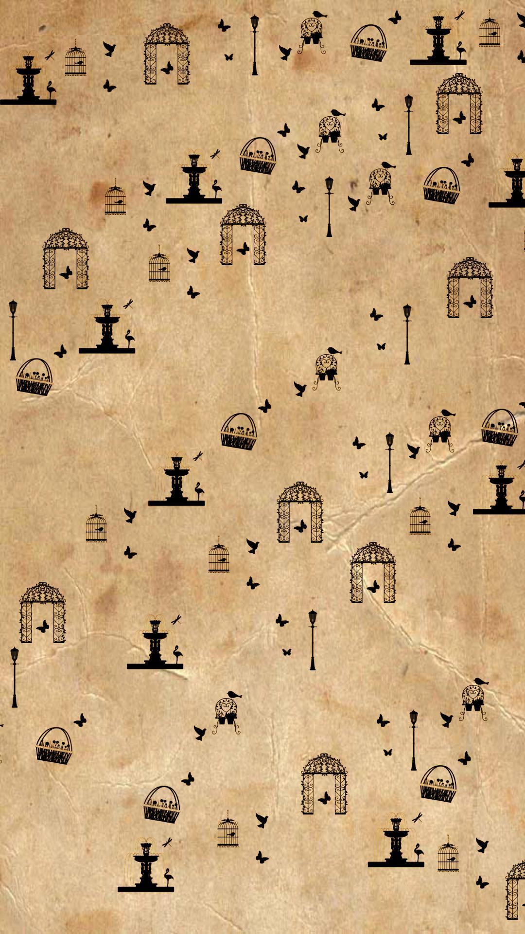 公園 レトロ Wallpaper Sc スマホ壁紙