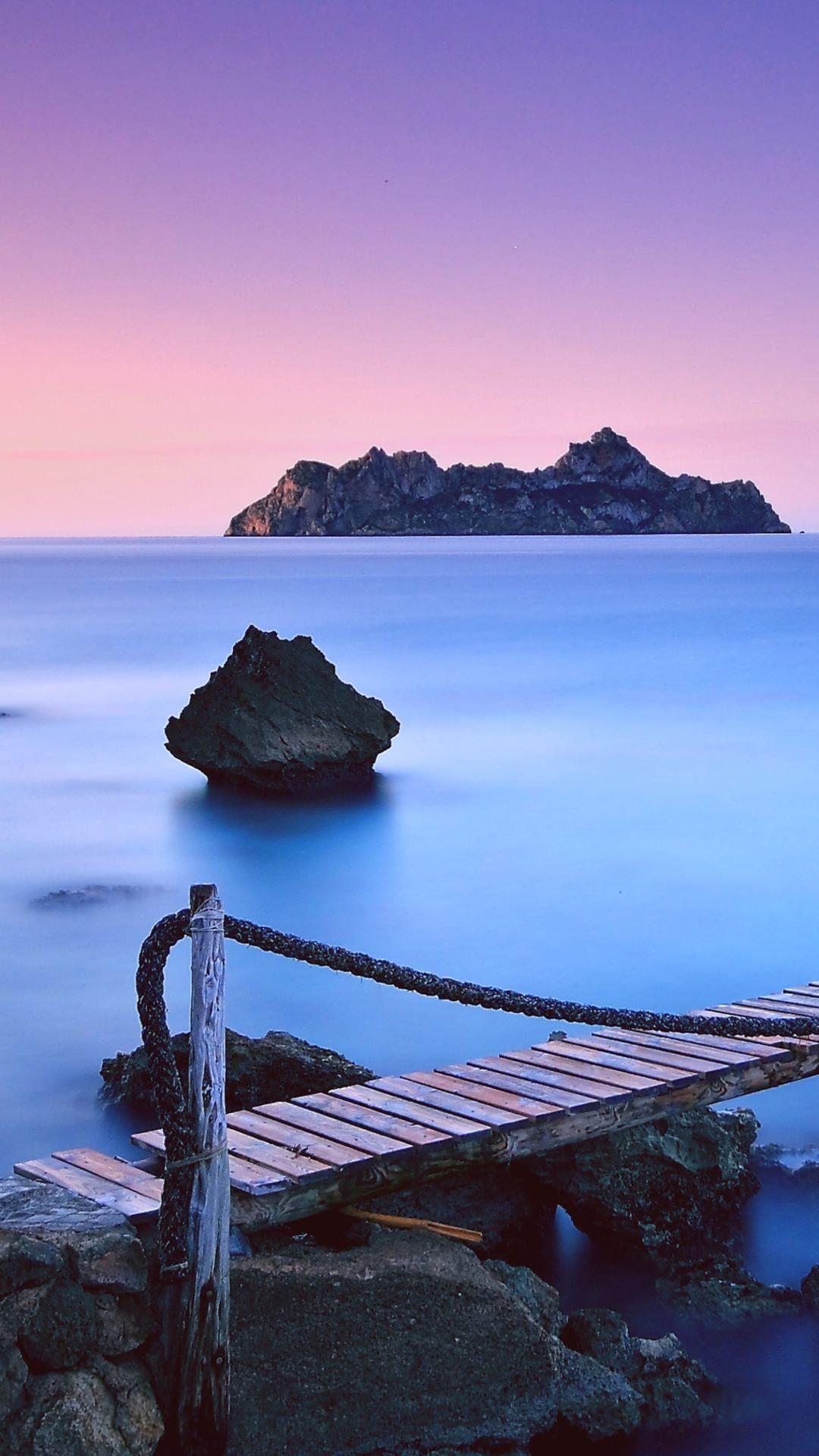 Landscape Hashi Sea