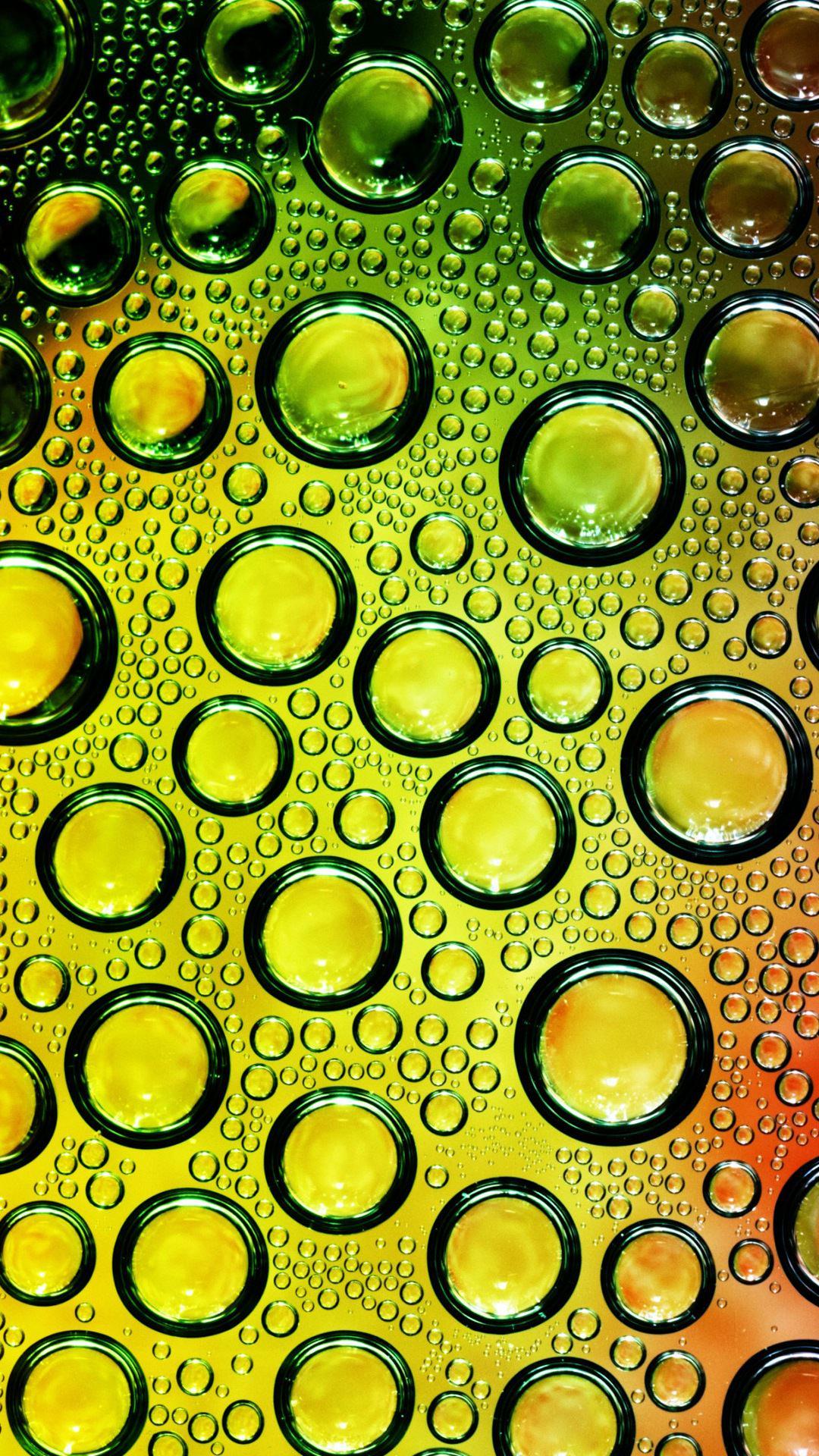 Natural Water Drops
