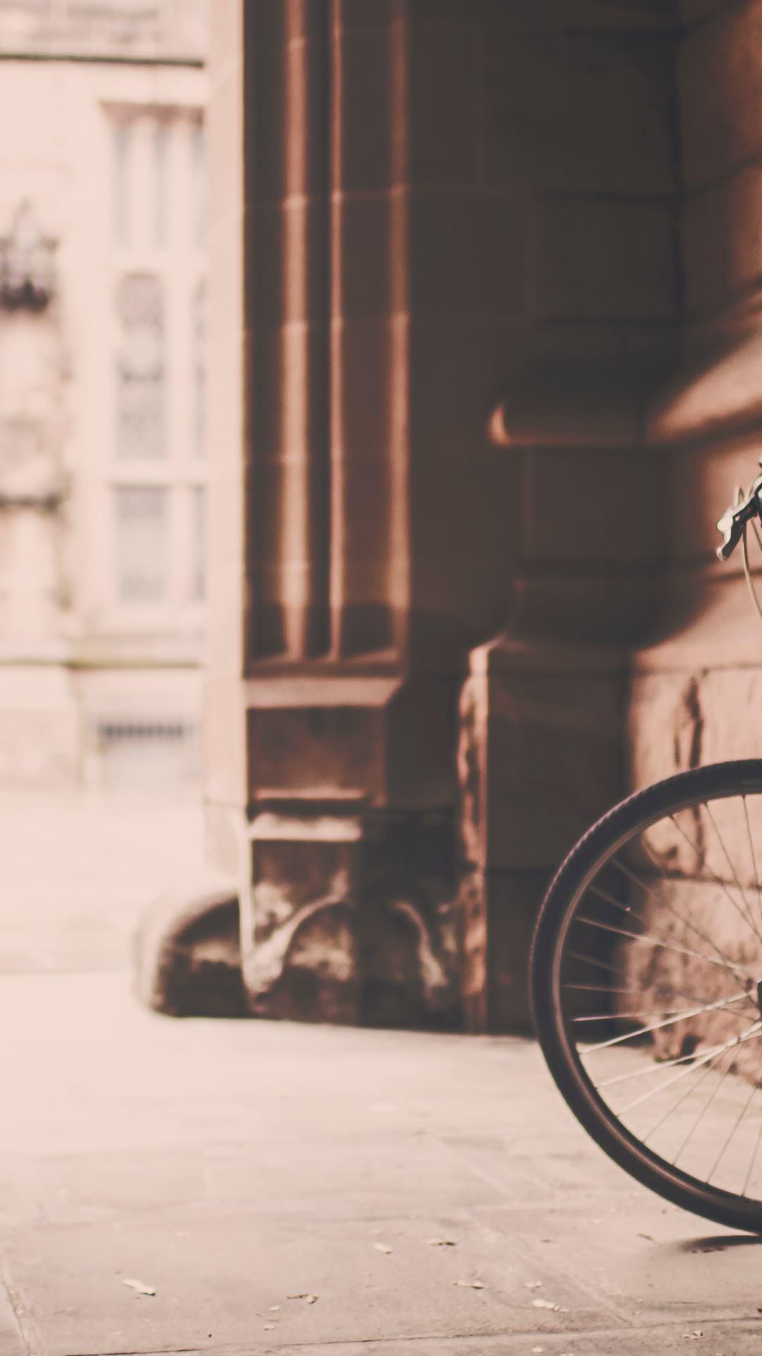 風景自転車オシャレ Wallpaper Sc スマホ壁紙