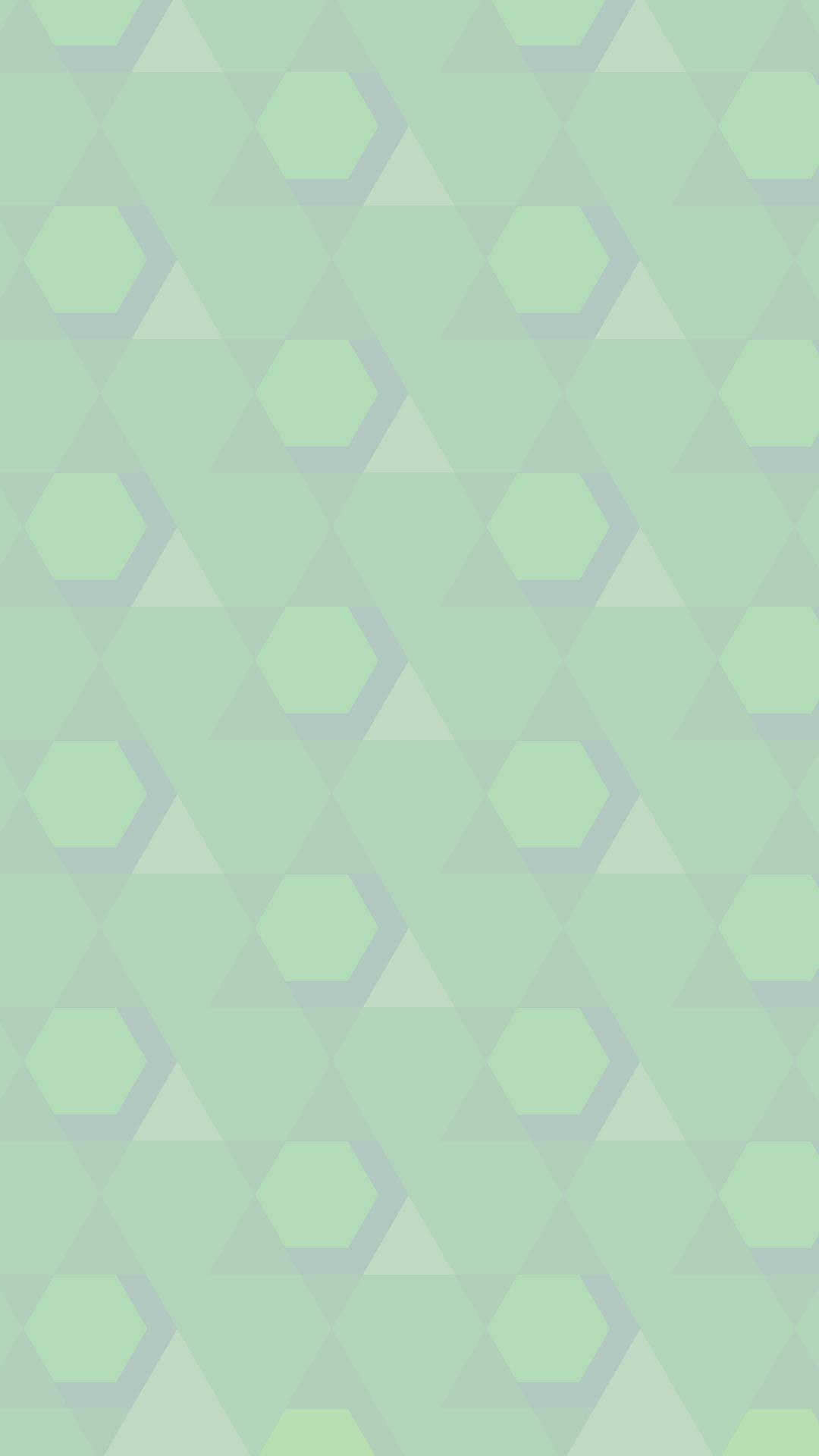 幾何学模様緑 Wallpaper Sc スマホ壁紙
