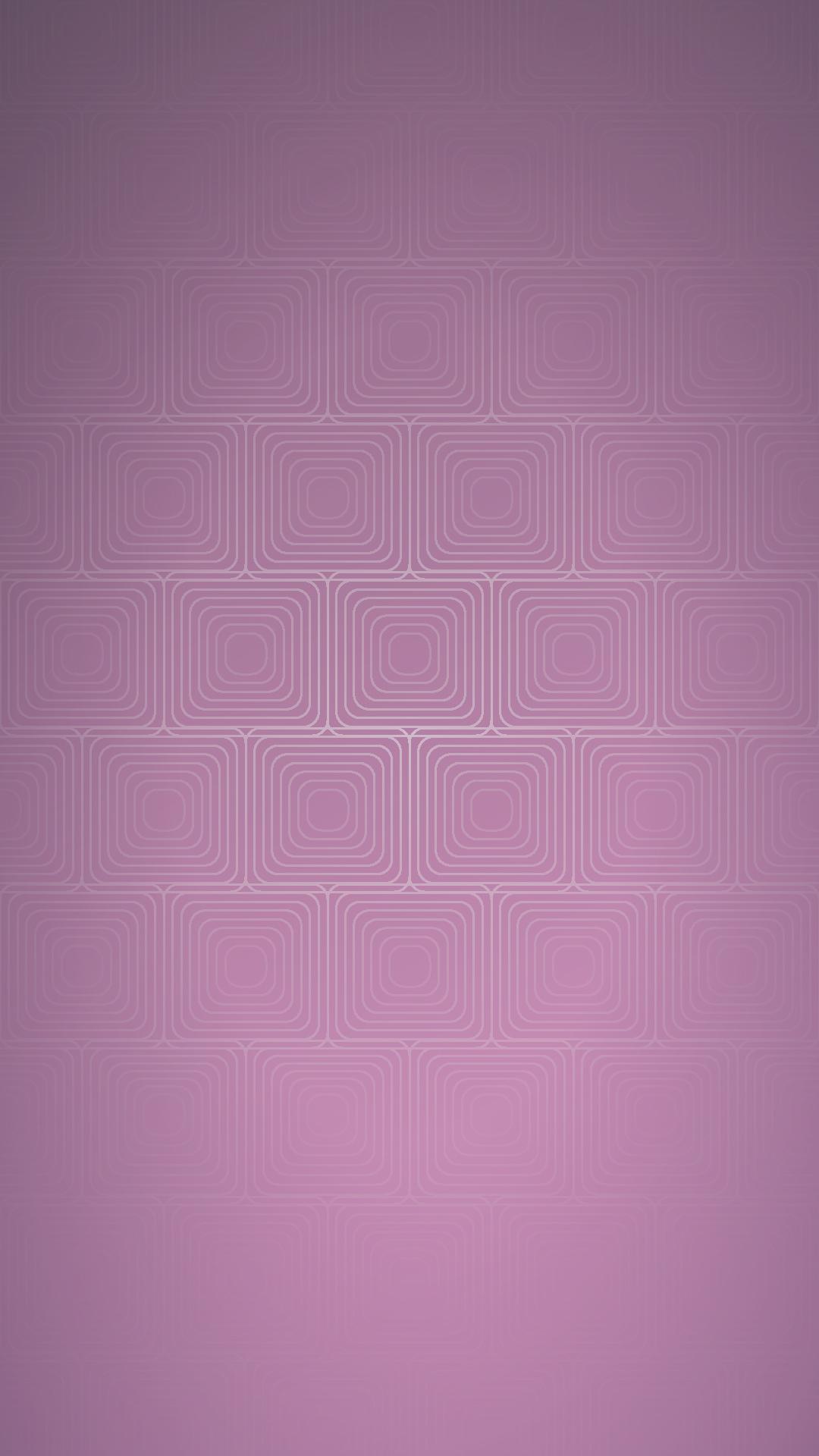 Pattern Gradation Square Pink Wallpapersc Smartphone