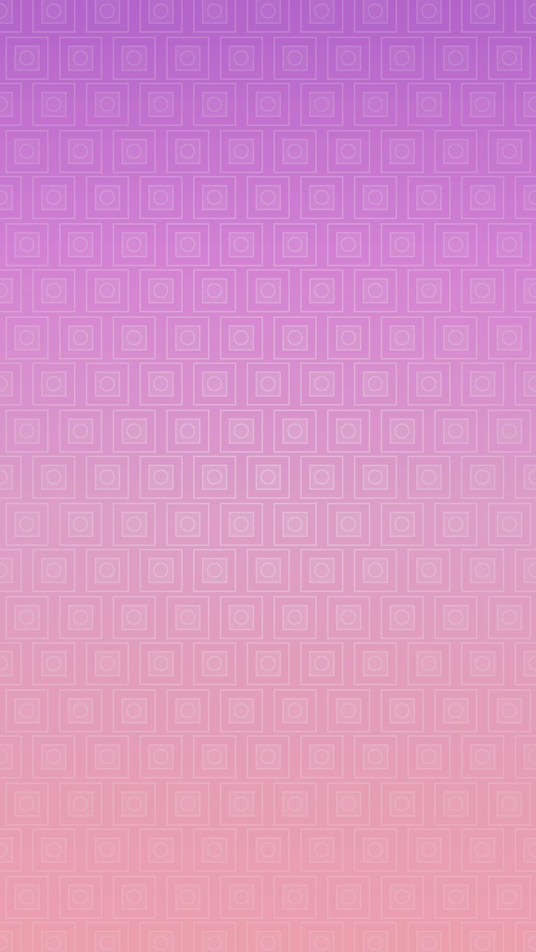 Pola Gradasi Segiempat Berwarna Merah Muda Wallpapersc