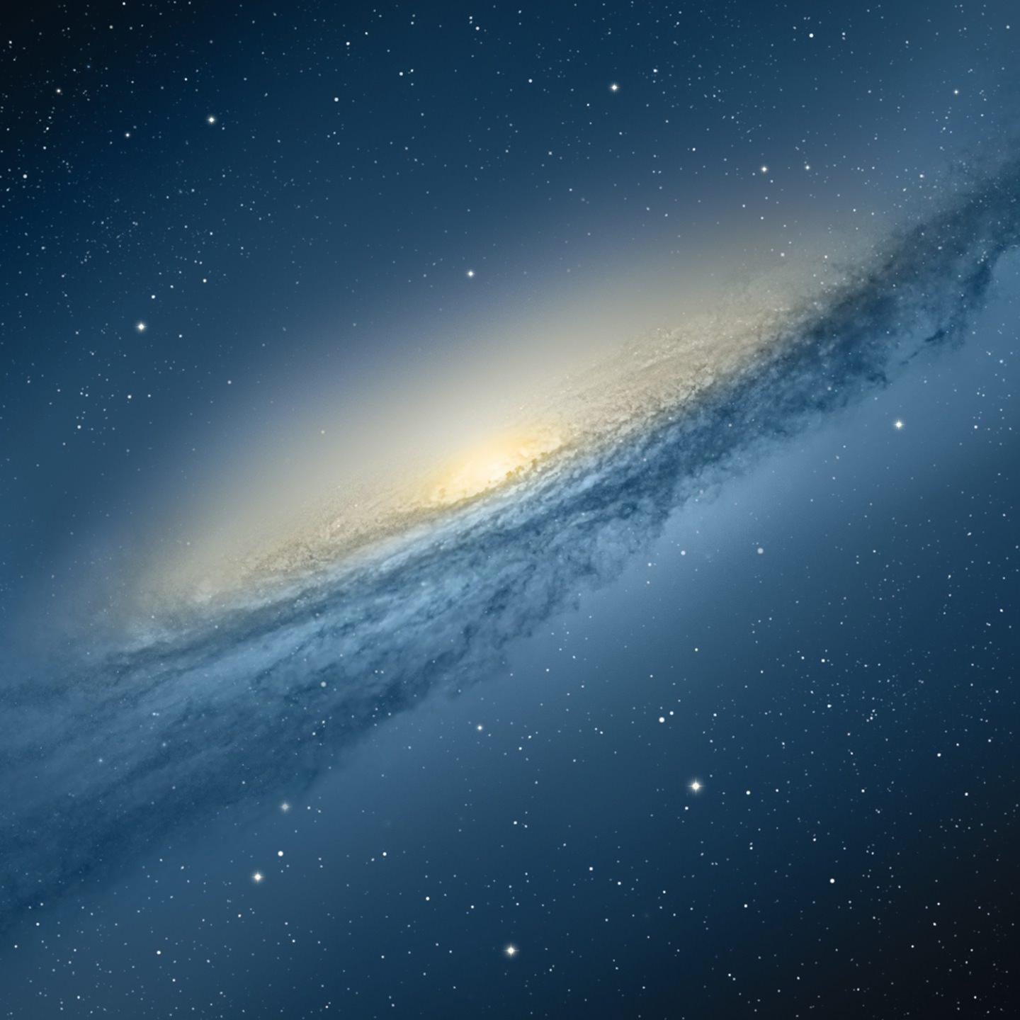 Apple宇宙銀河 Wallpaper Sc スマホ壁紙