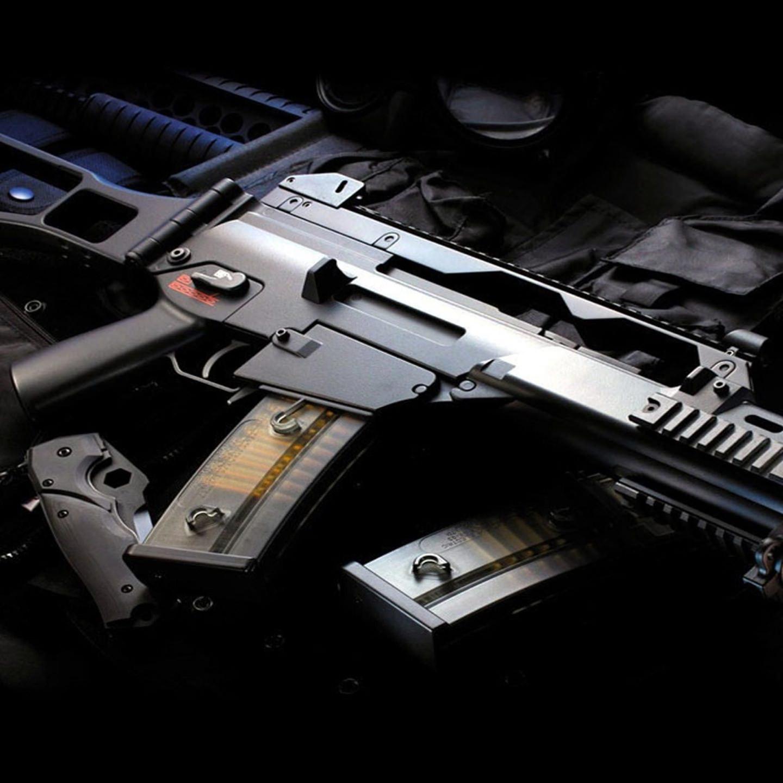 クール機関銃 Wallpaper Sc スマホ壁紙