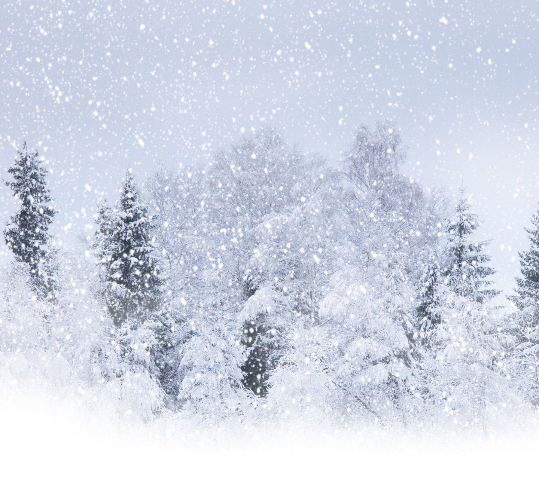 Pemandangan Salju Wallpapersc Android