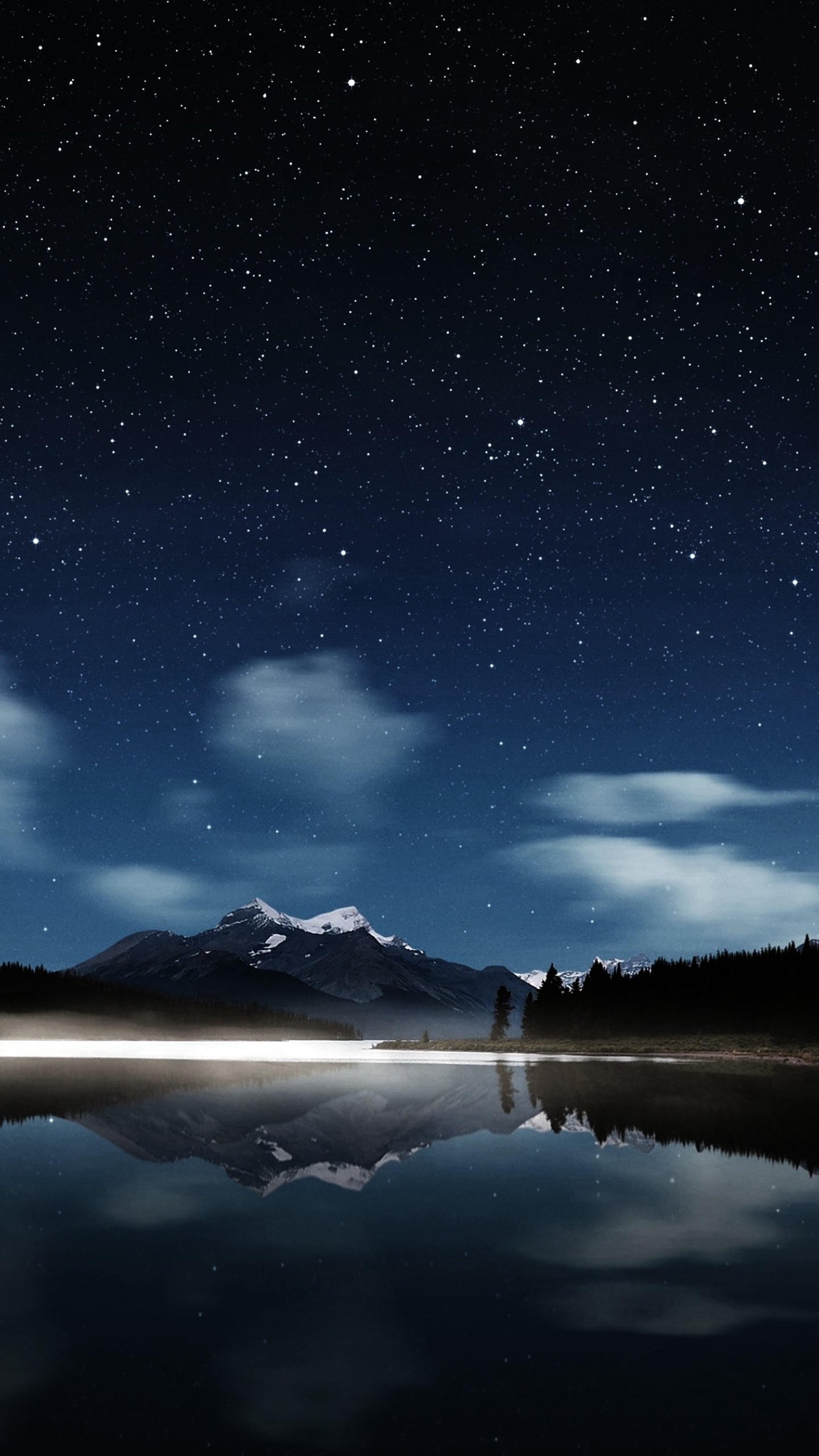 Landscape night smartphone - Anime wallpaper hd for android phones ...