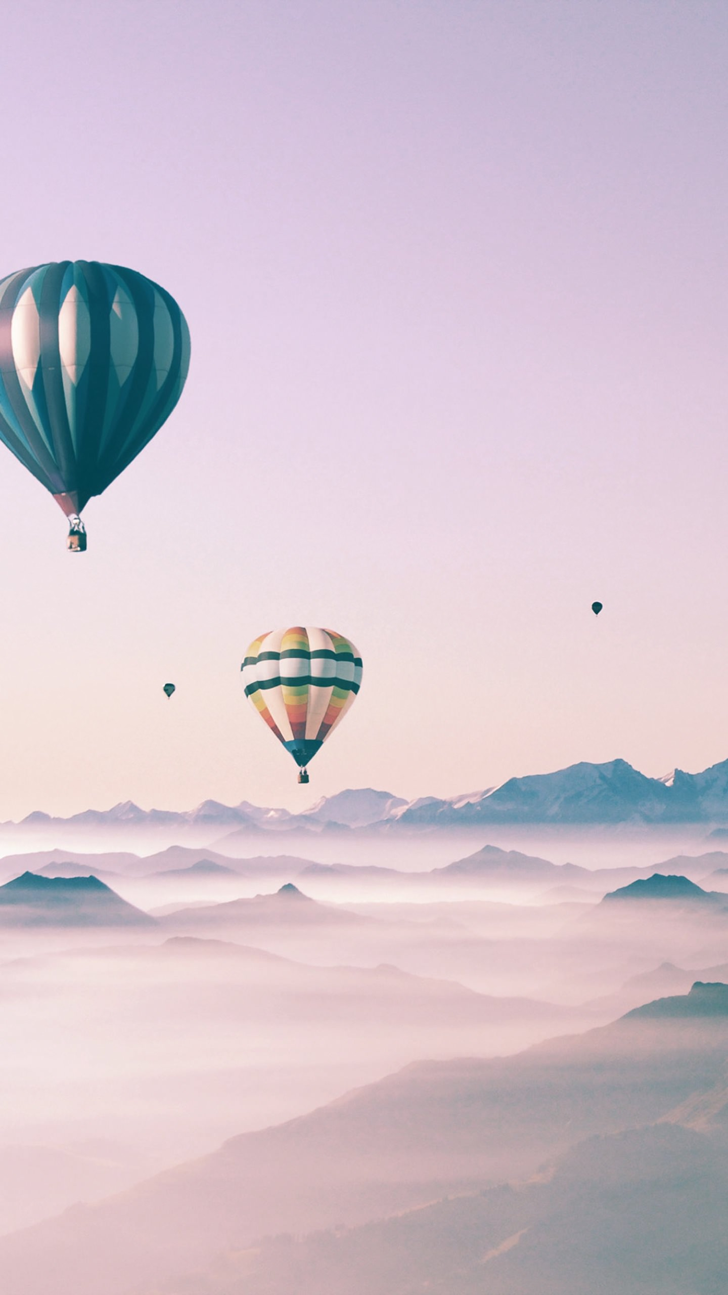 Cute landscape sky balloon for girls  wallpaper.sc SmartPhone