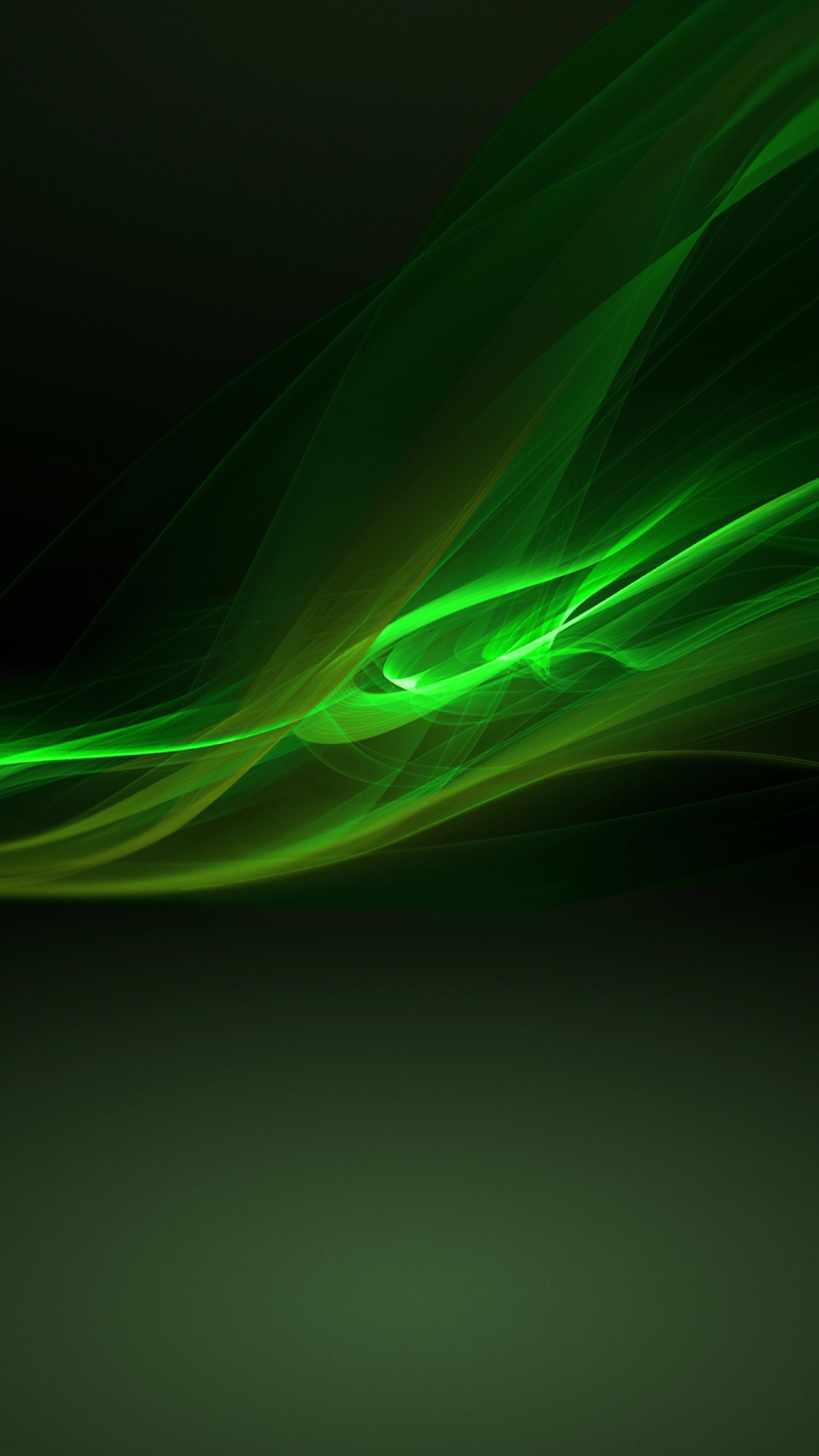 Green leaf wallpaper smartphone green cool android smartphone wallpaper voltagebd Choice Image