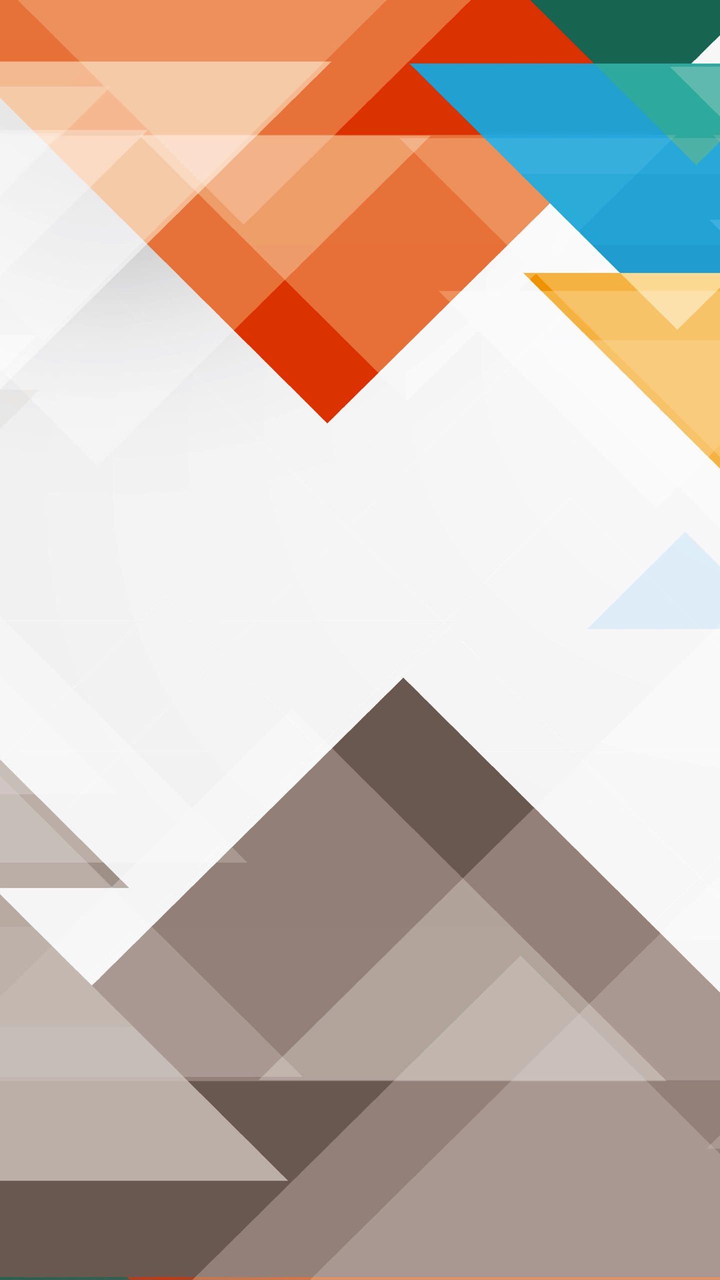 Wallpaper Android Putih