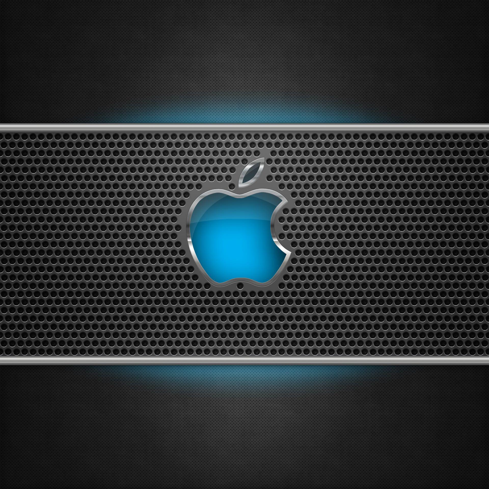 Apple青黒 Wallpaper Sc スマホ壁紙