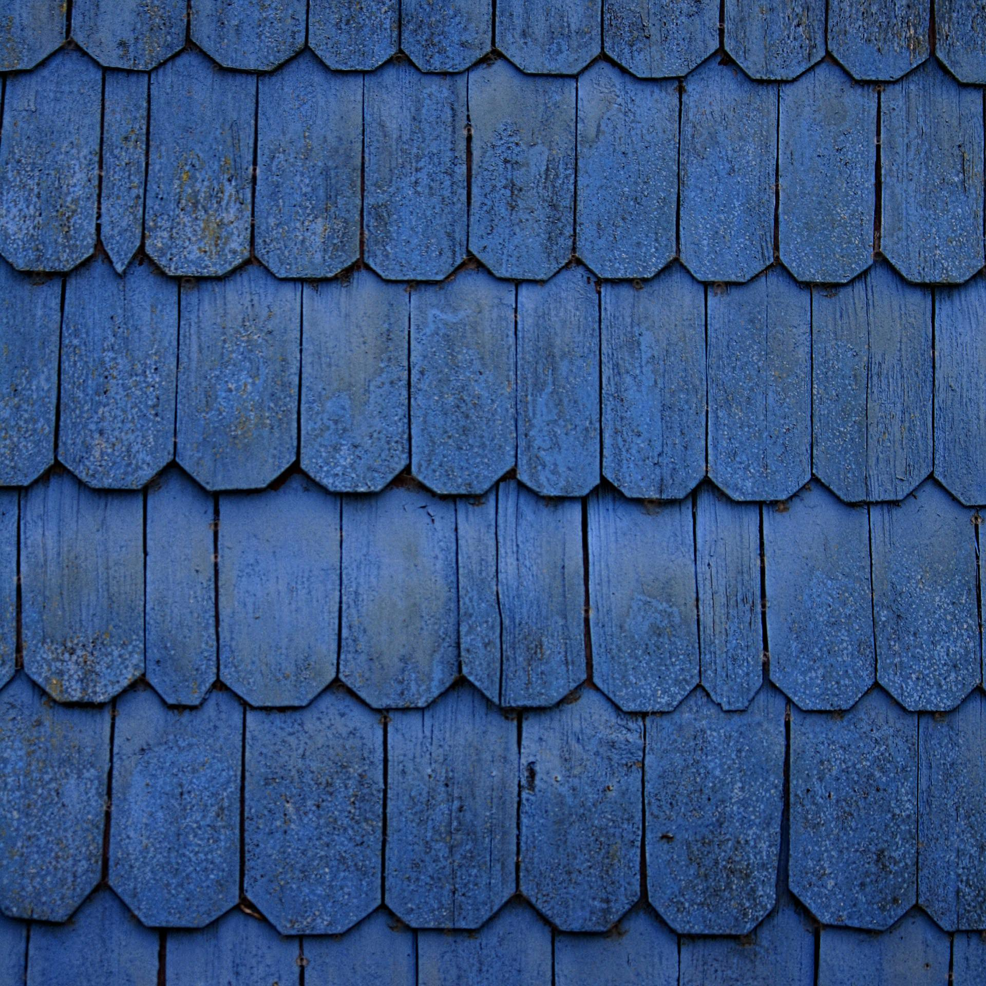 Pattern blue roof smartphone for Roof tile patterns