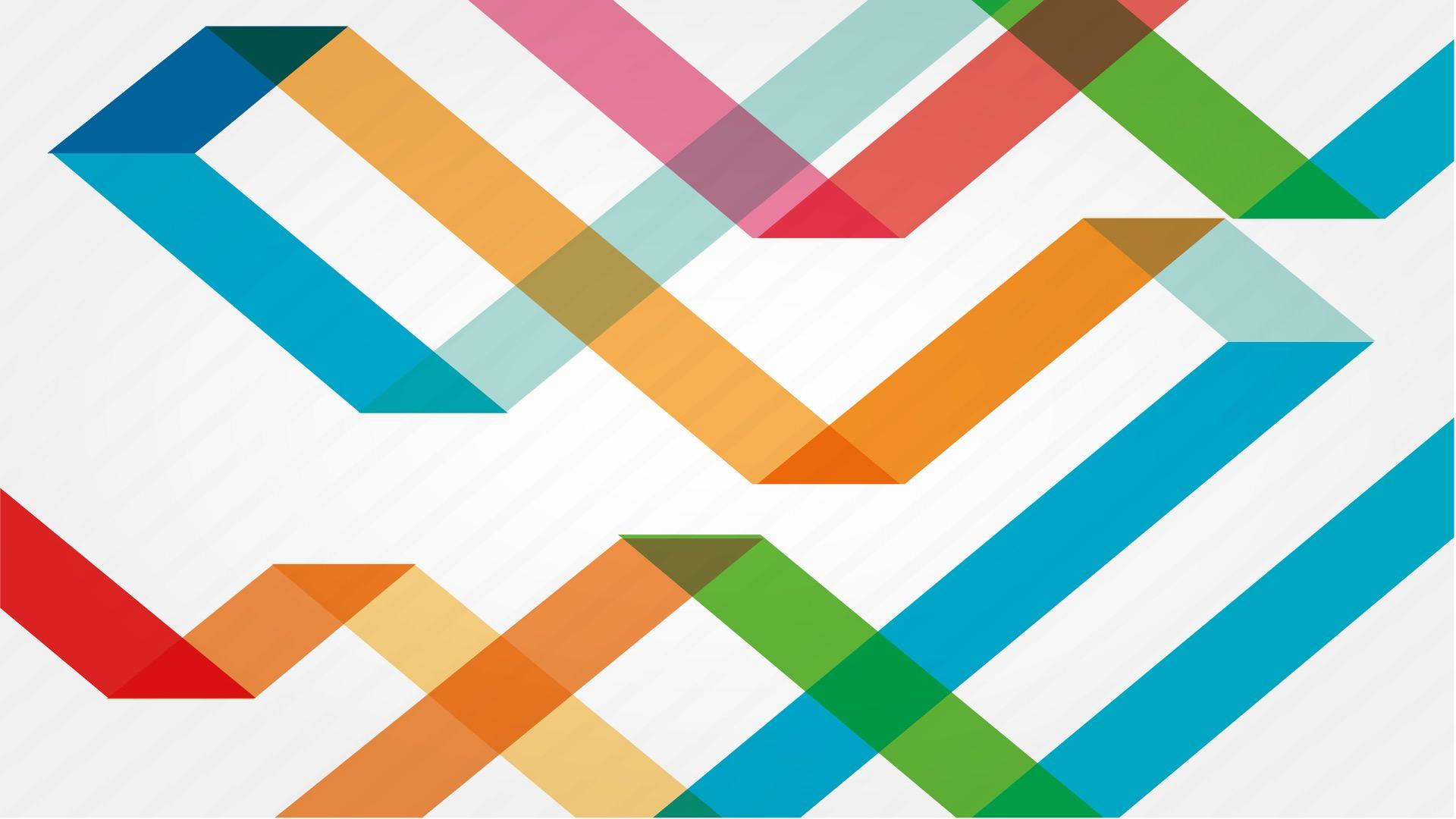 Pattern Cool White Colorful Wallpaper Sc Desktop