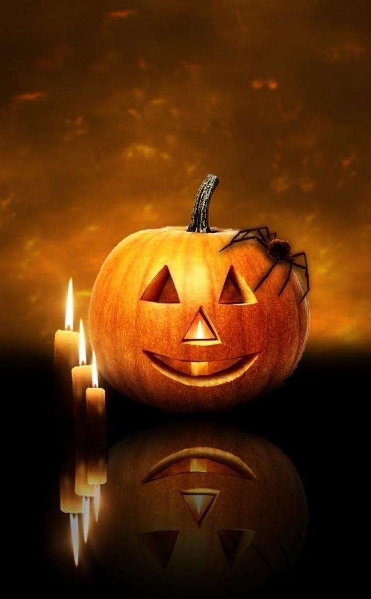 Halloween Pumpkin Wallpaper Iphone.Halloween Pumpkin Head Wallpaper Sc Iphone4s