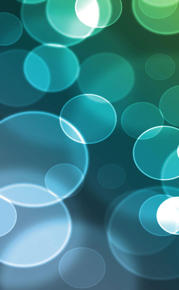 Pattern Blue Green Polka Dot