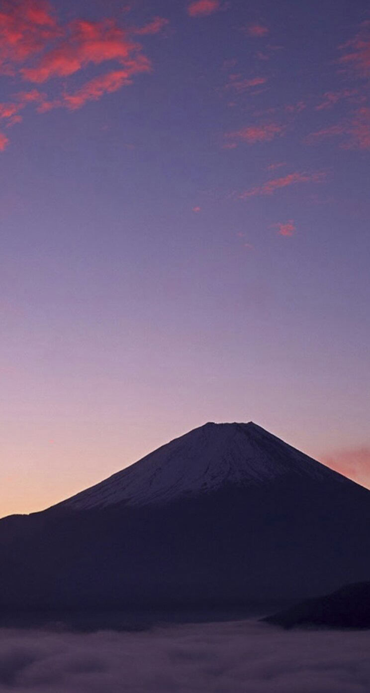 Landscape Mount Fuji Wallpapersc Iphone5sse
