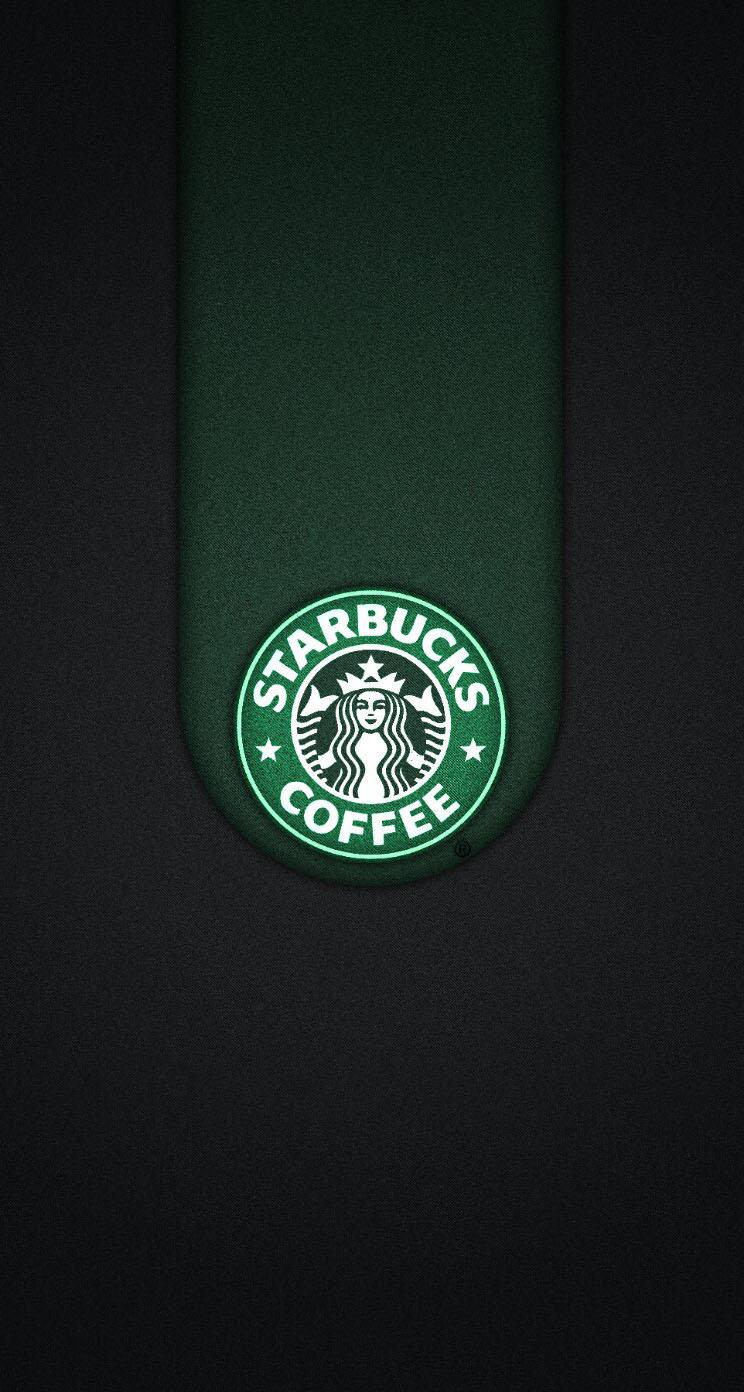 Starbucks Logo Wallpaper Sc Iphone5s Se