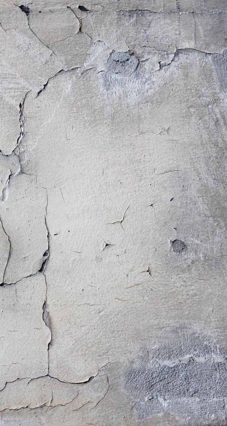 模様壁コンクリートヒビ Wallpaper Sc Iphone5s Se壁紙