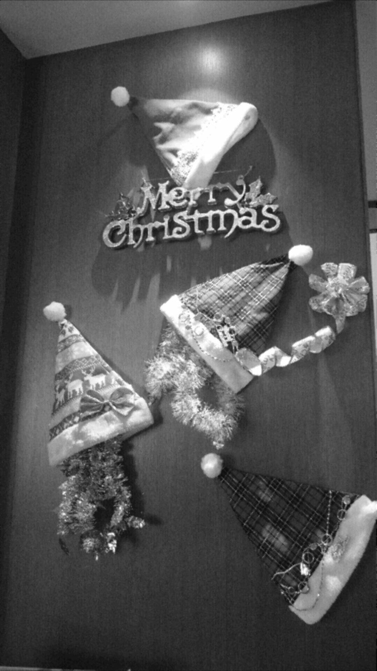 Christmas Black And White Wallpaper Sc Iphone6s