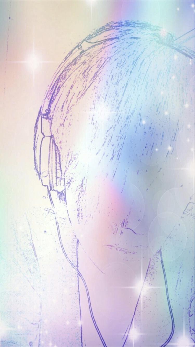 ヘッドホン 音楽 Wallpaper Sc Iphone6s壁紙