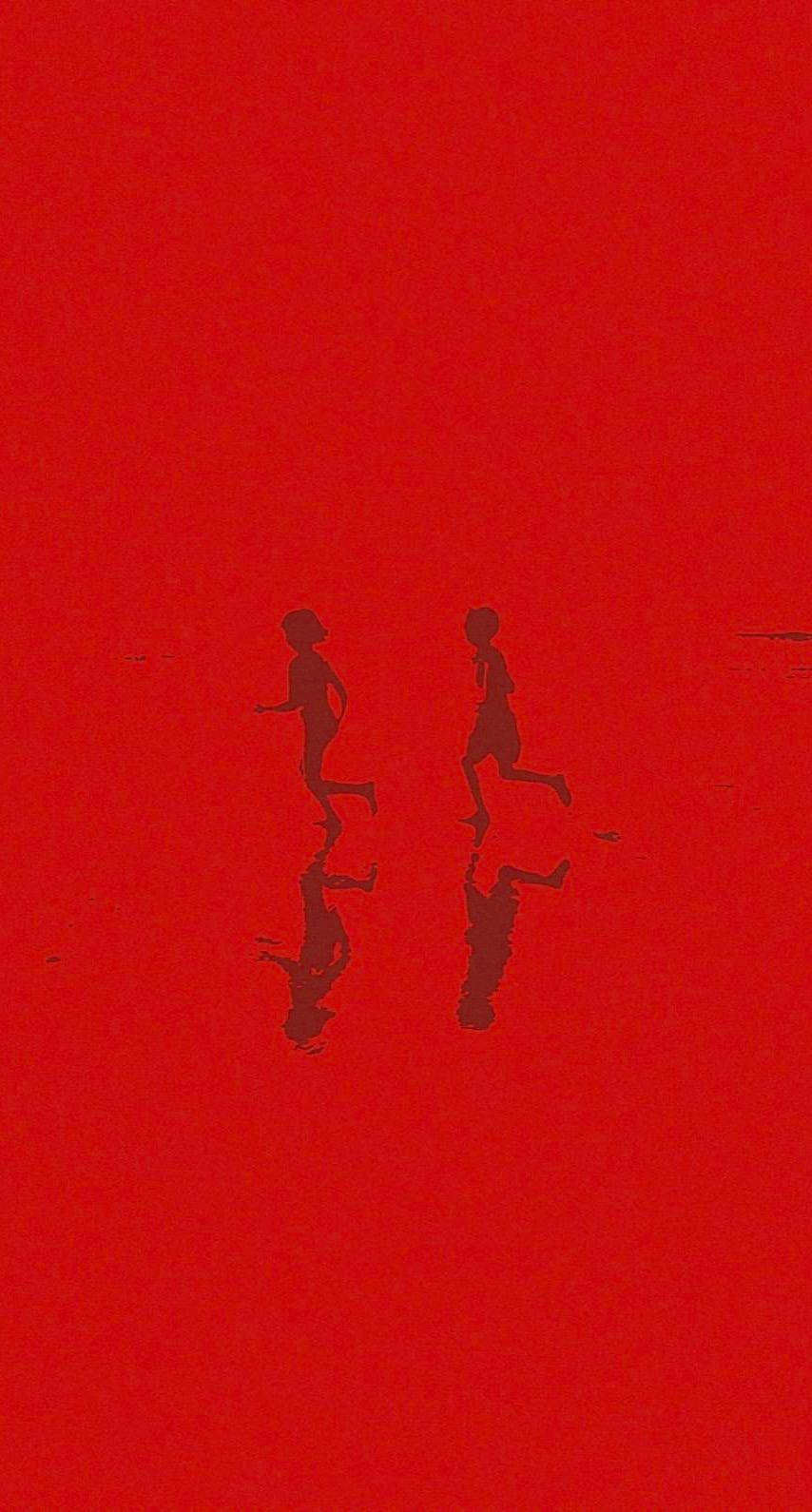 イラストキャラ赤 Wallpaper Sc Iphone6s壁紙