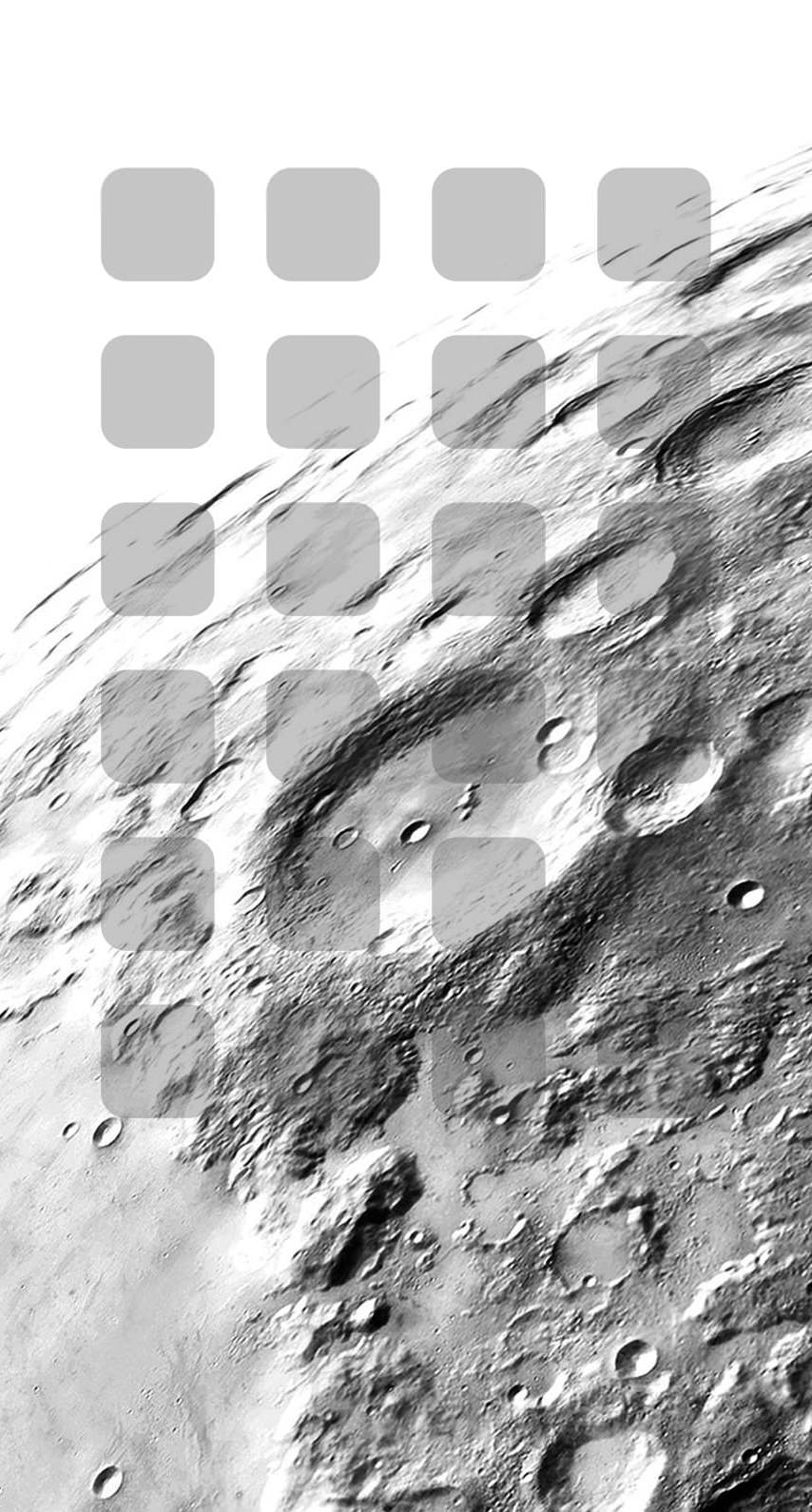 the next iphone shelf moon monochrome gray wallpaper sc iphone6s 13100