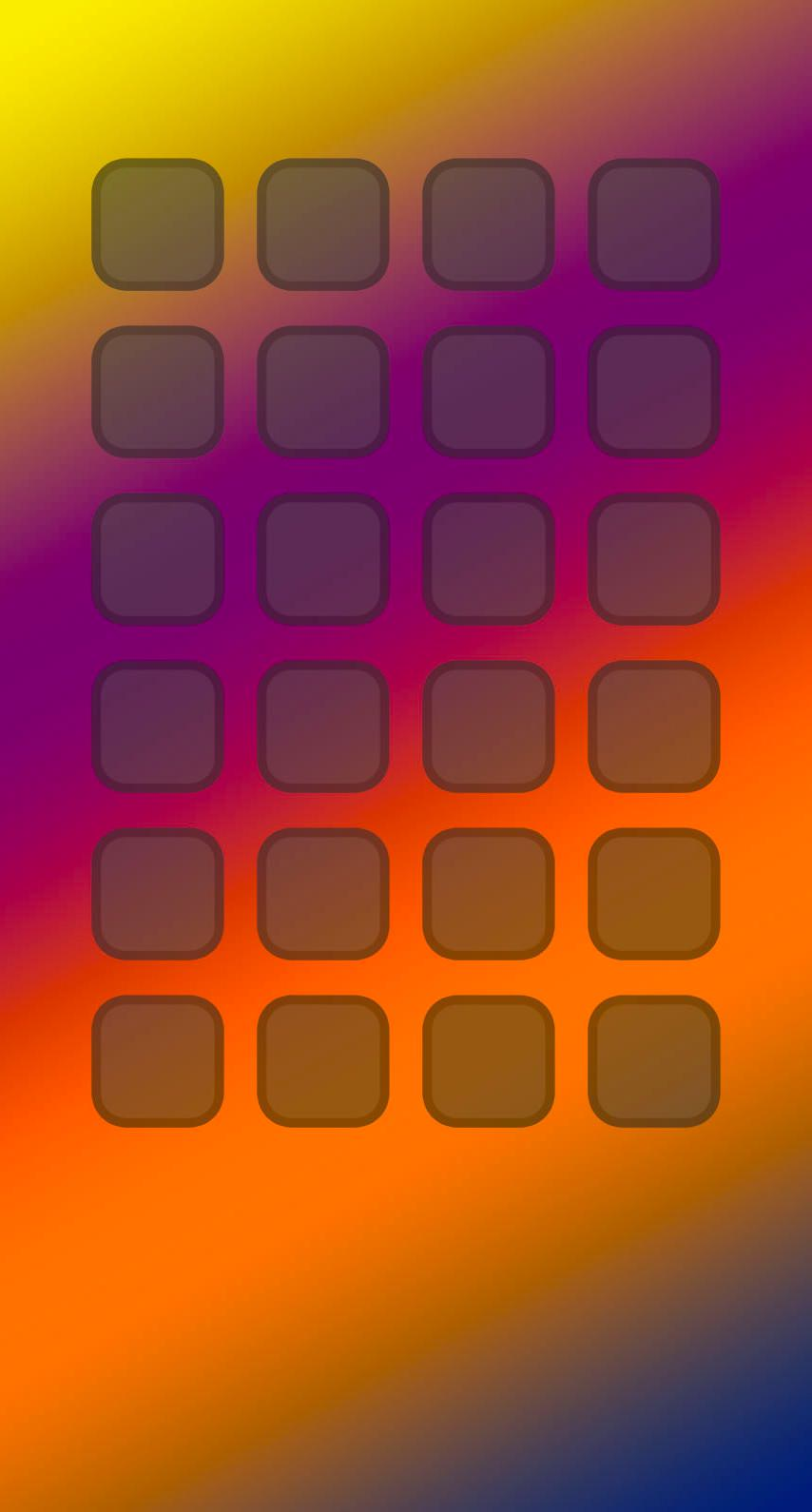 Rak Warna Warni Keren Wallpapersc IPhone6s