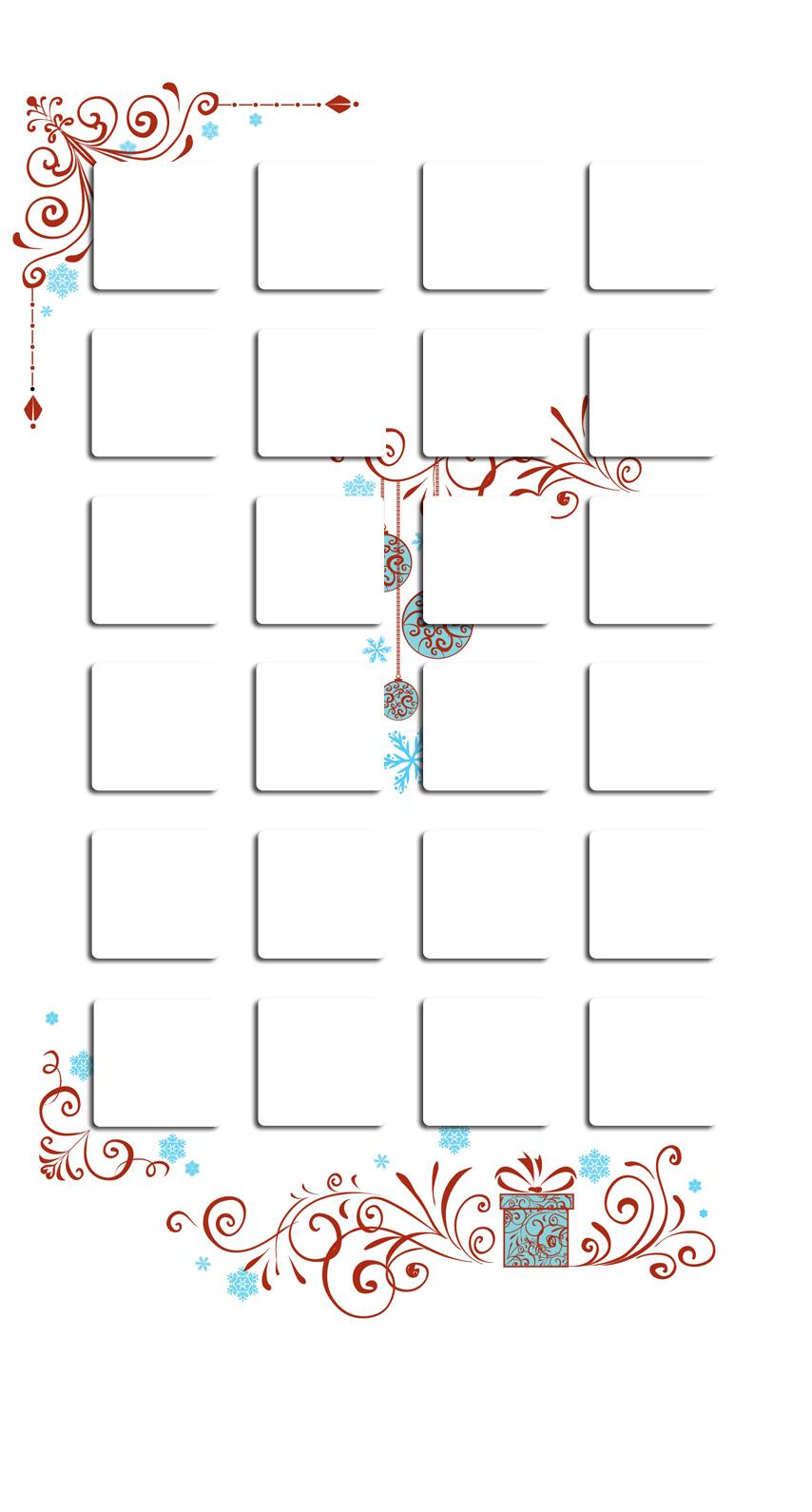 棚イラスト女子向け模様白 Wallpapersc Iphone6s壁紙