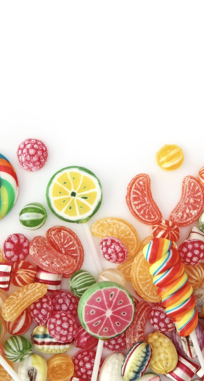 Women For Food Candy Colorful Candy Wallpapersc Iphone6s