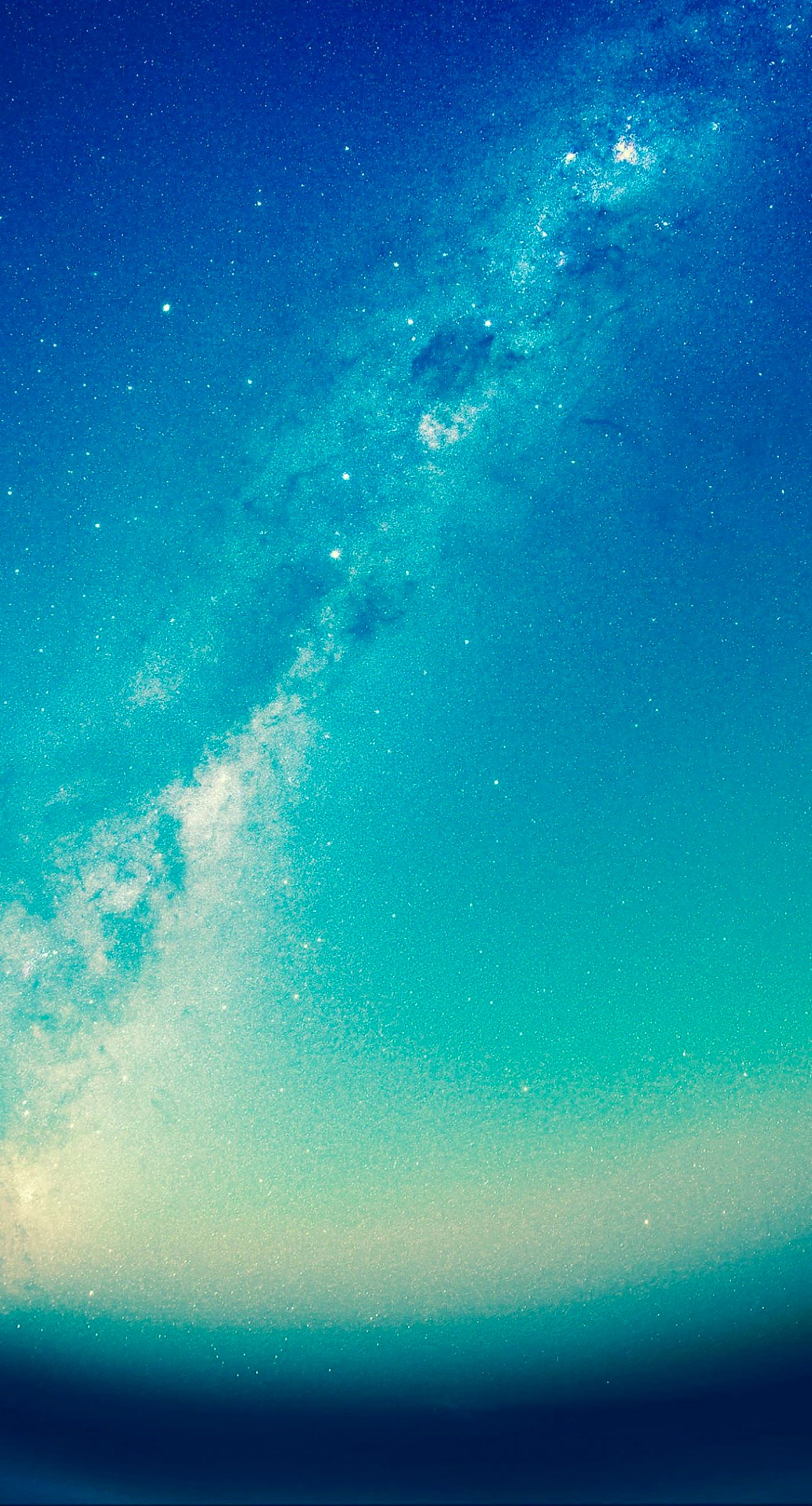 Cosmic Sky Wallpaper Sc Iphone6splus