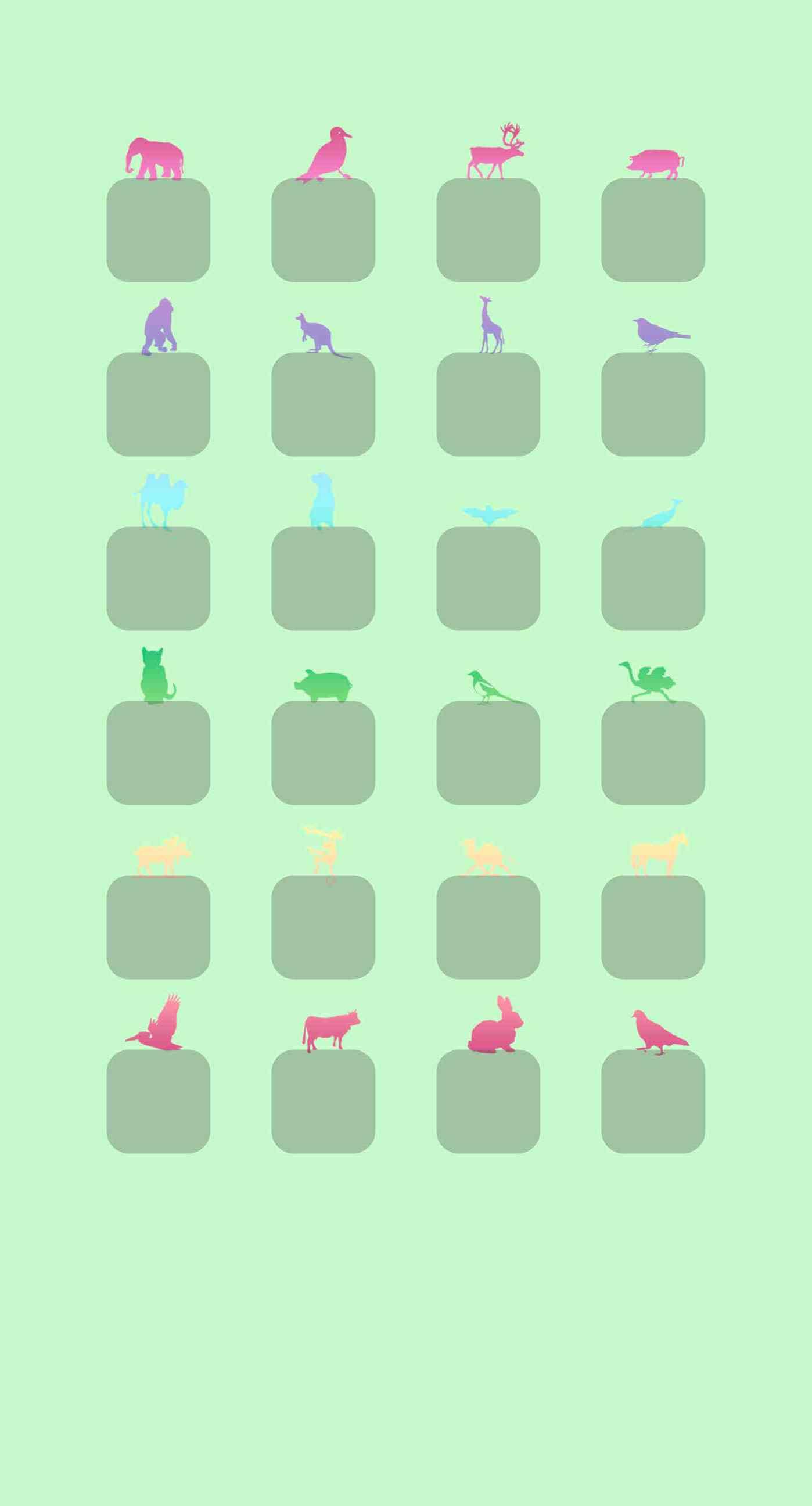 棚緑動物可愛い女子向け Wallpaper Sc Iphone6splus壁紙