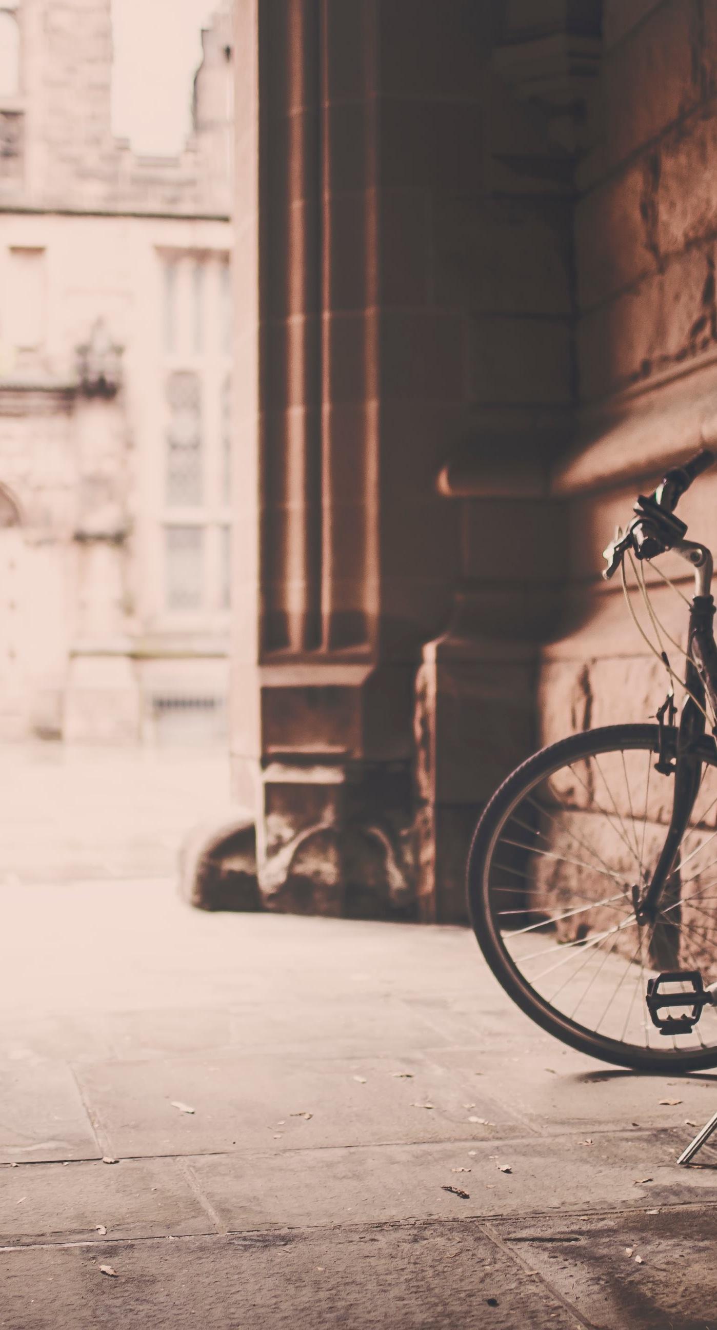 風景自転車オシャレ Wallpaper Sc Iphone6splus壁紙