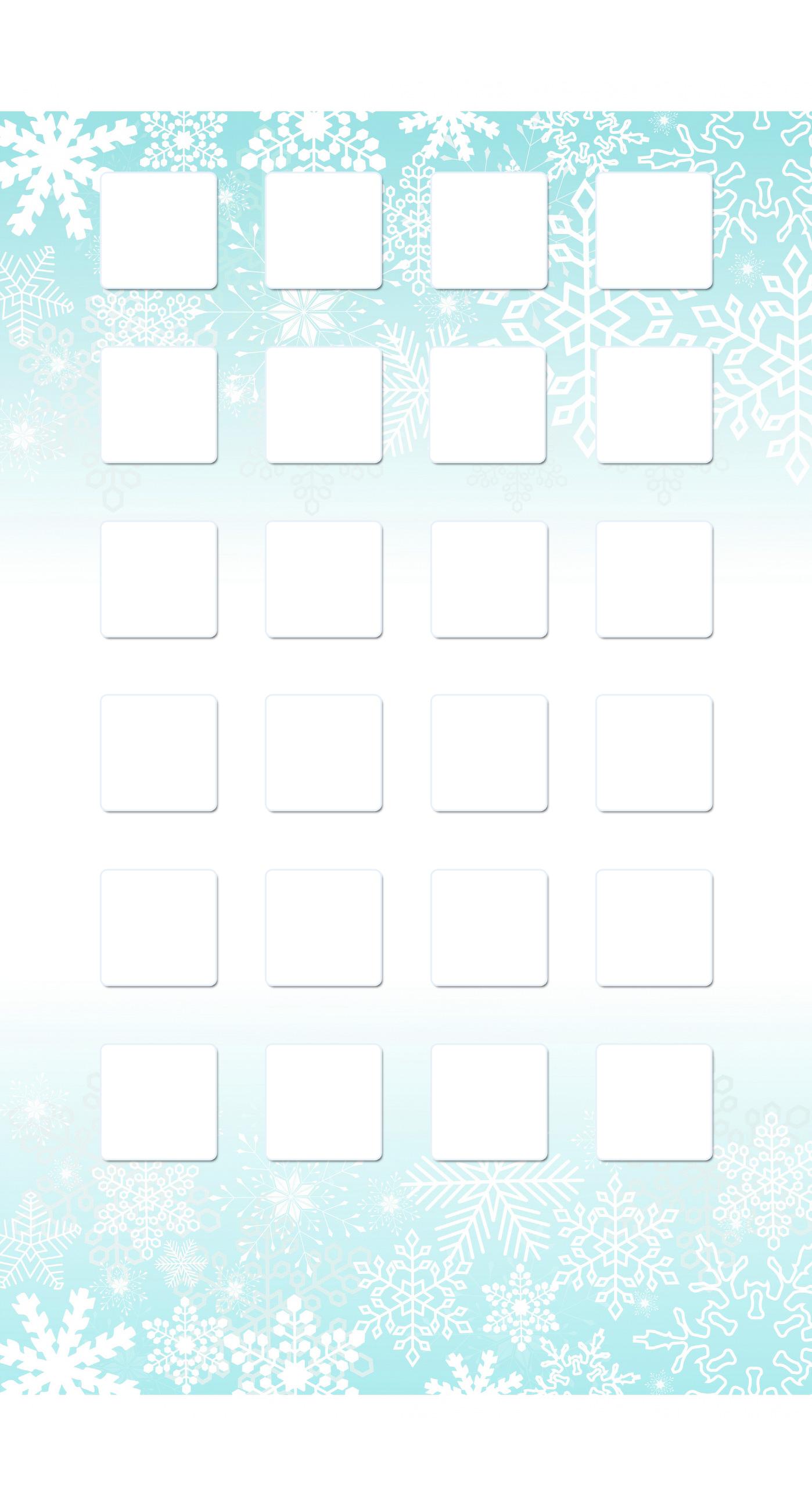 棚緑冬雪可愛い女子向け Wallpaper Sc Iphone6splus壁紙