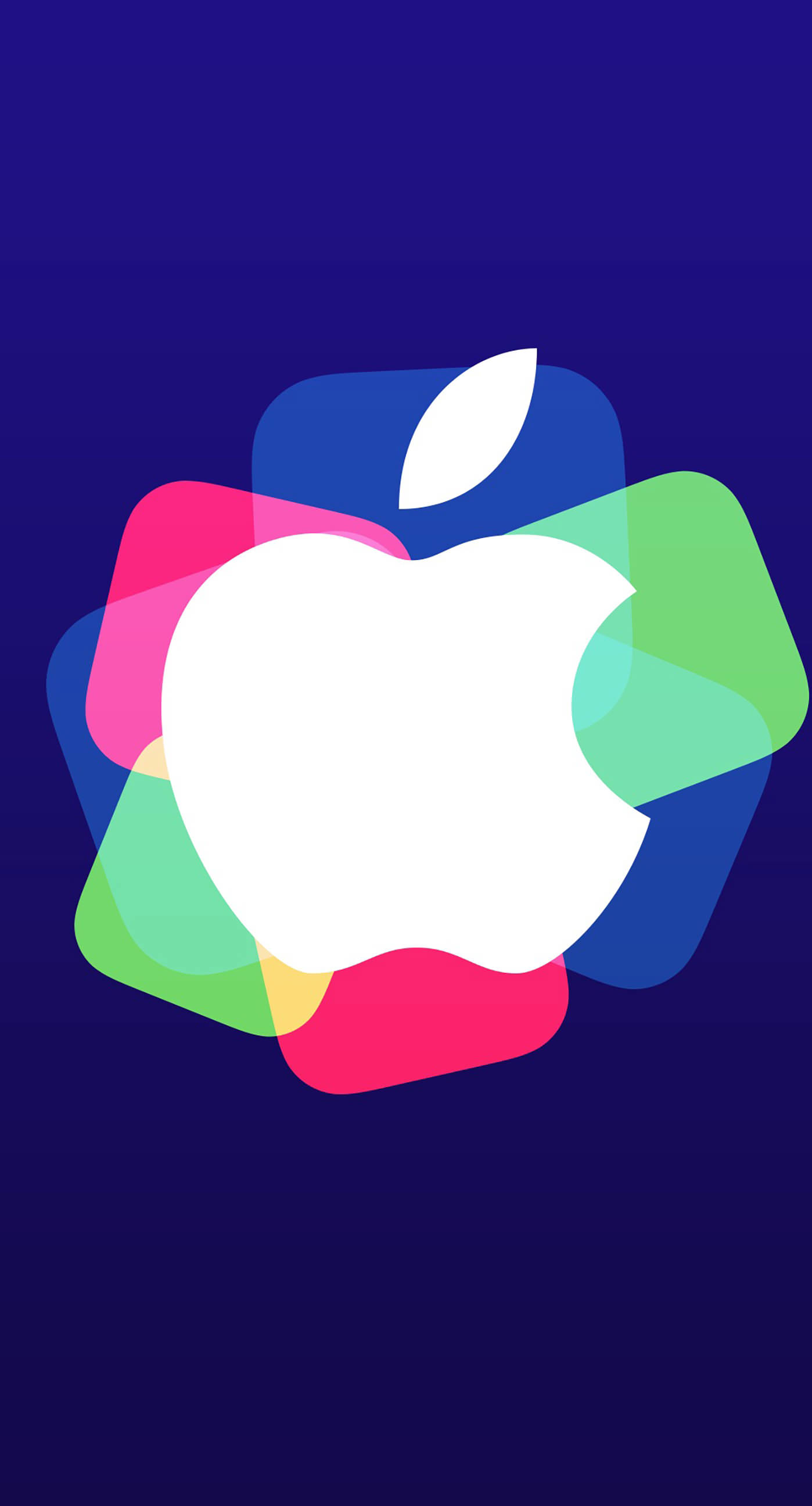cool apple logo wallpaper for iphone. iphone 6s plus / 6 wallpaper cool apple logo for iphone