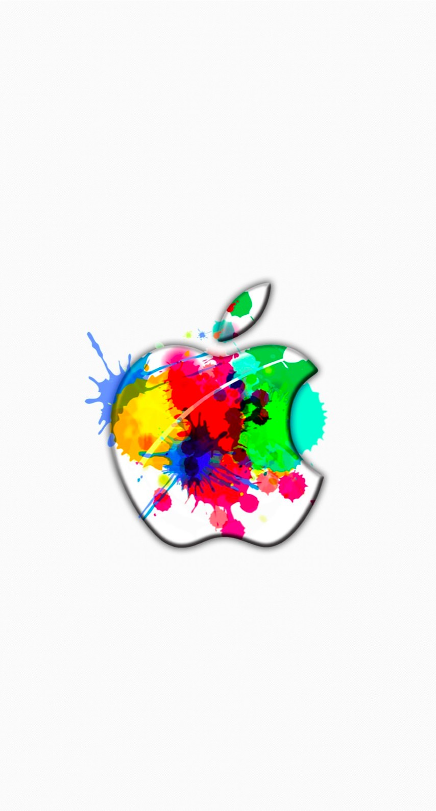 Appleペンキ Wallpaper Sc Iphone7壁紙
