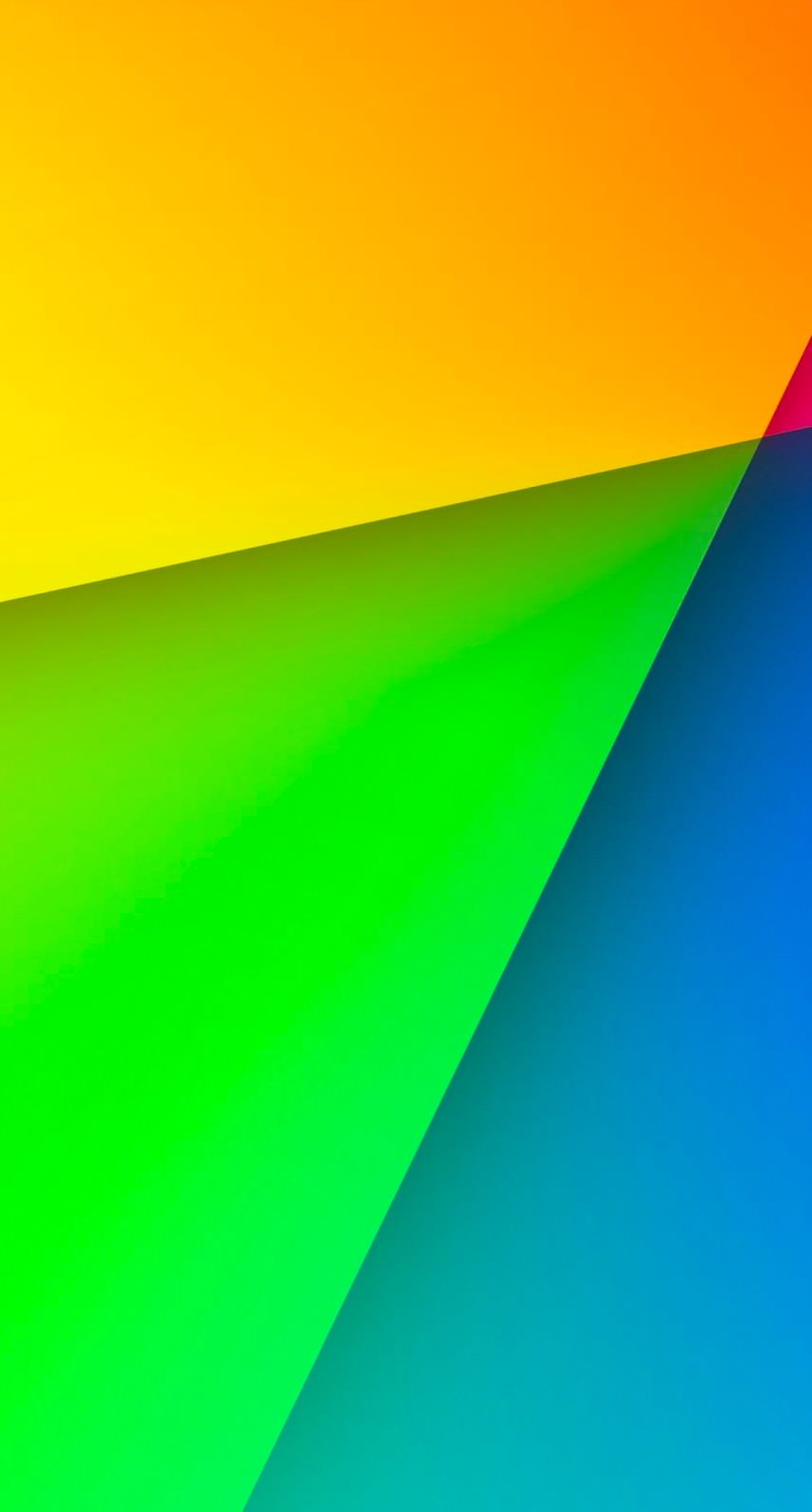 Colorful Red Green And Blue Yellow Wallpaper Sc Iphone7