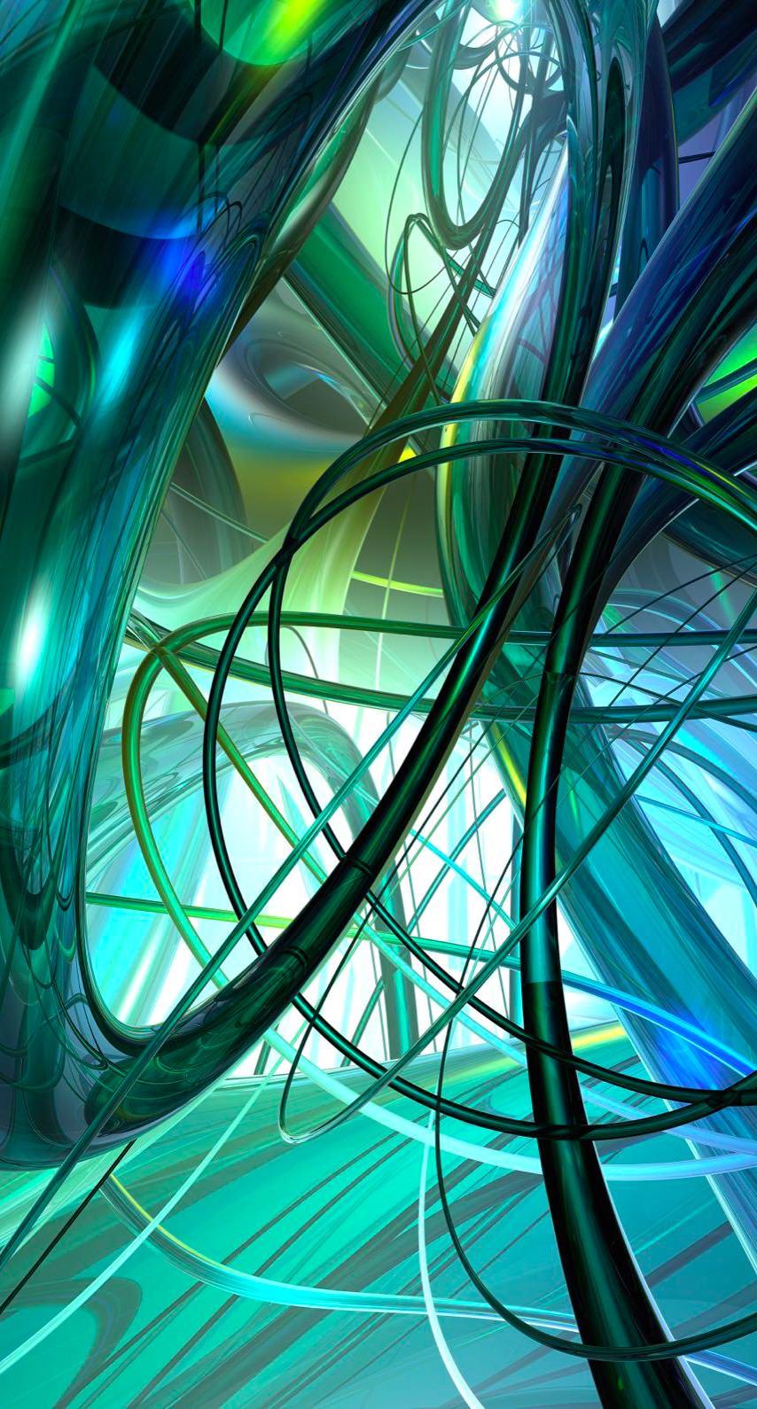 Keren Patina Pola 3D Wallpapersc IPhone7