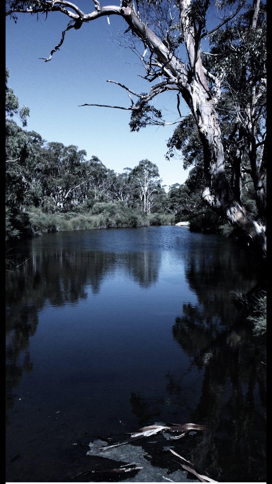 Alam Sungai Wallpapersc IPhone7Plus