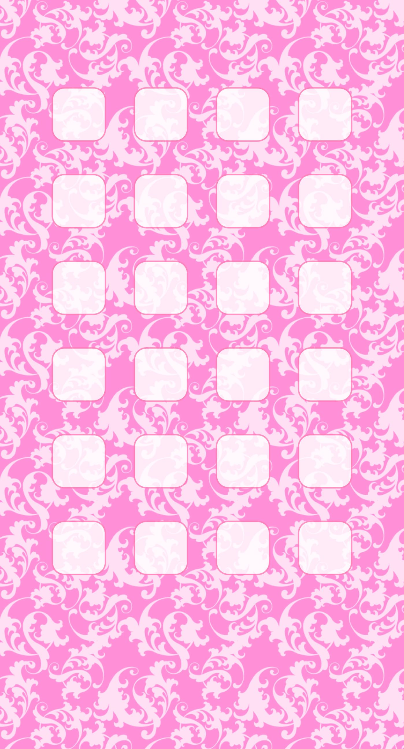 Background Iphone 6 Plus Pink