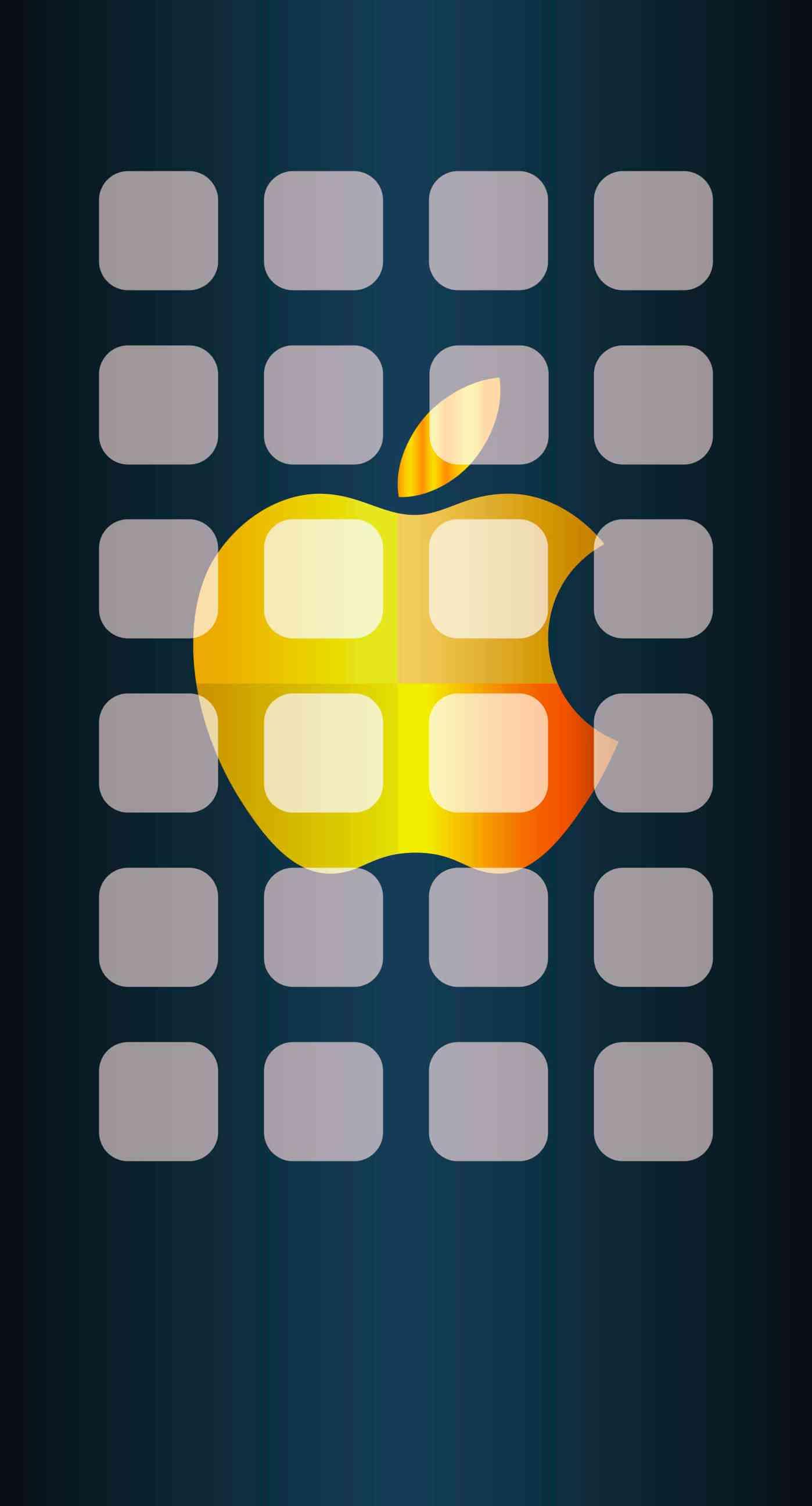 Wallpaper iphone kuning - Keren Rak Apel Biru Dan Kuning Iphone7 Plus Wallpaper