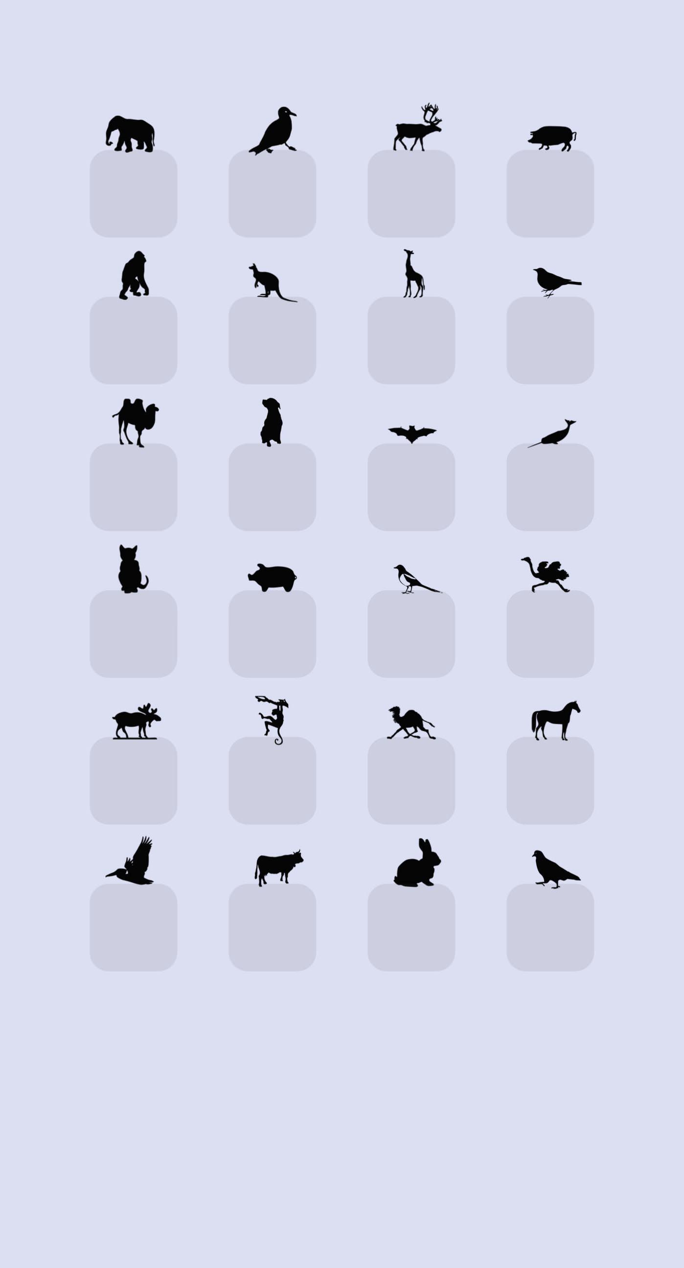 棚動物青可愛い女子向け Iphone 壁紙 高画質なiphone壁紙