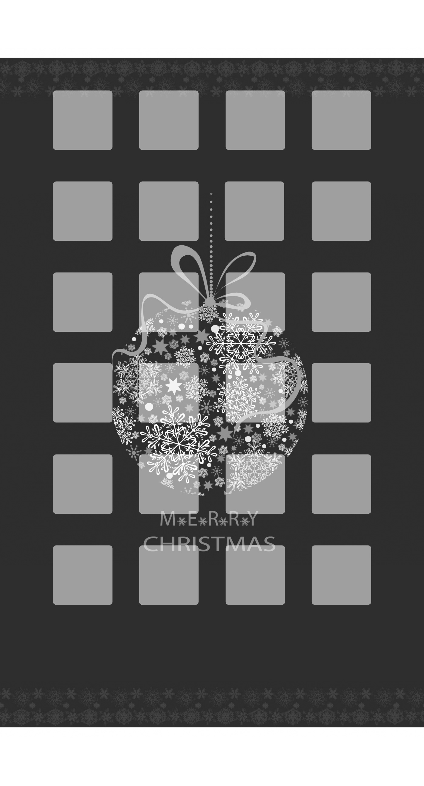 Shelf Black Christmas Women Wallpaper Sc Iphone7plus