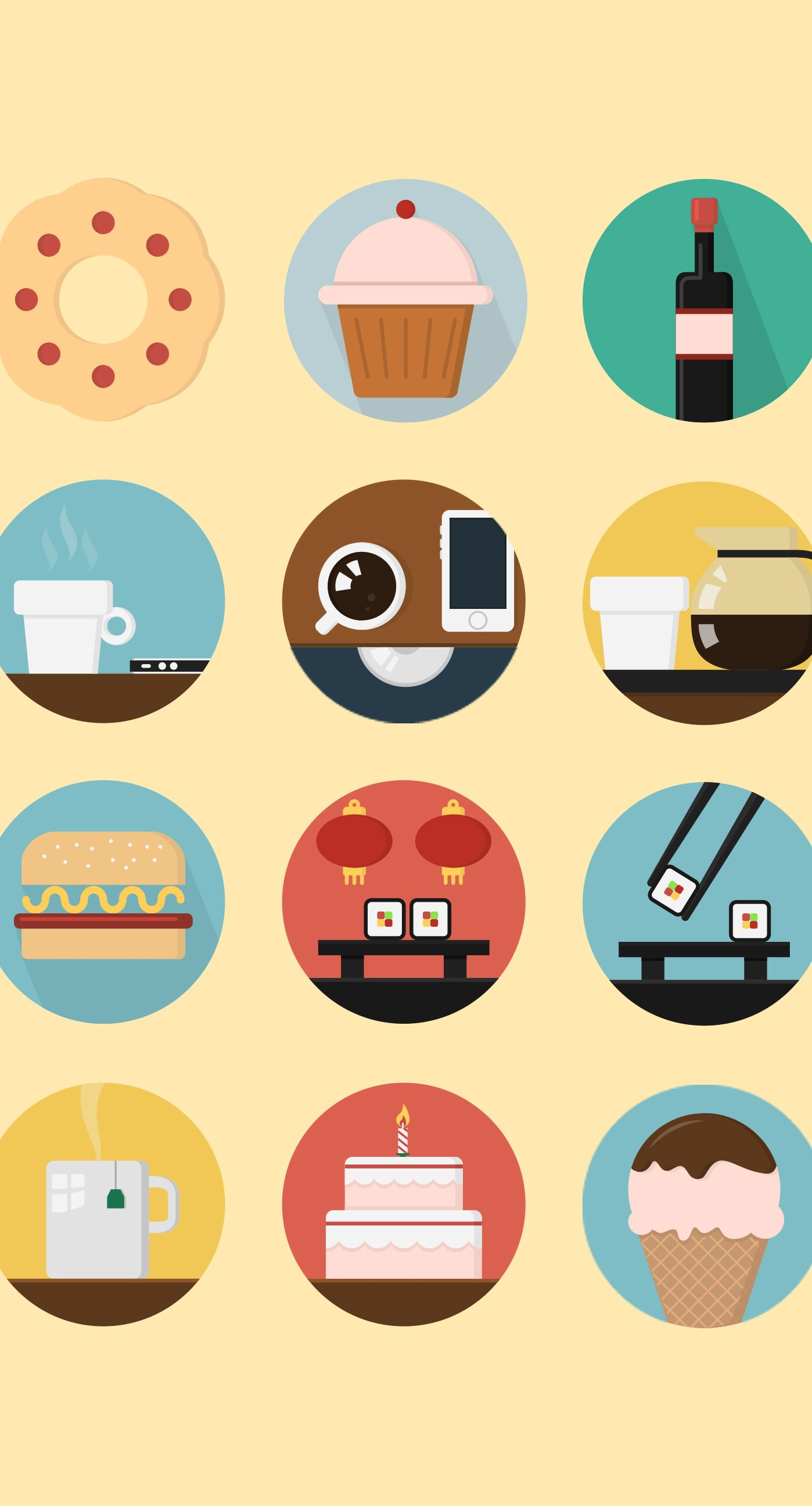 Cute Food Wallpapers For Iphone Drive Cheapusedmotorhome Info
