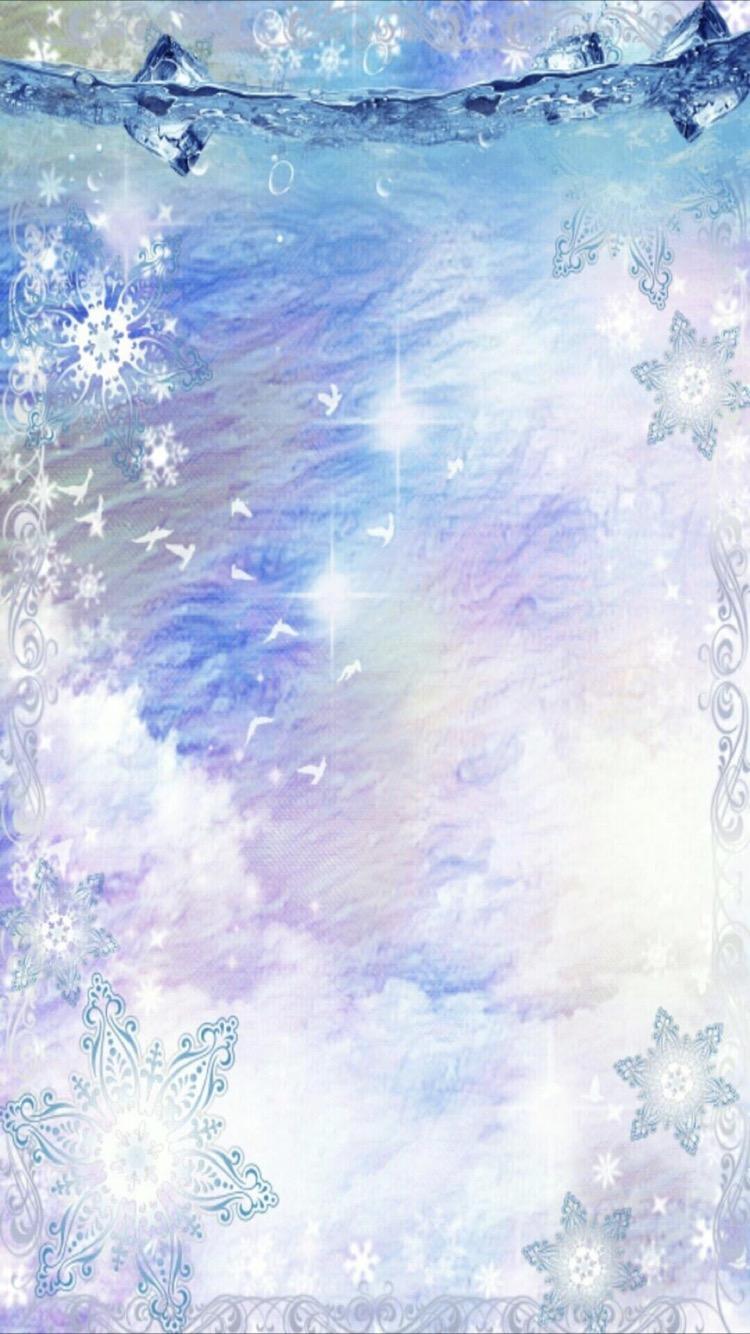 雪 冬 Wallpaper Sc Iphone8壁紙