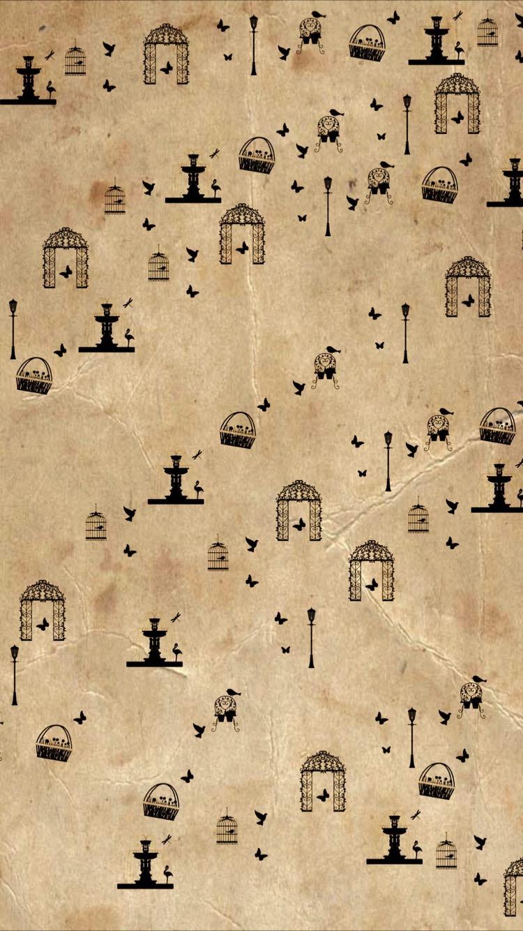 公園 レトロ Wallpaper Sc Iphone8壁紙