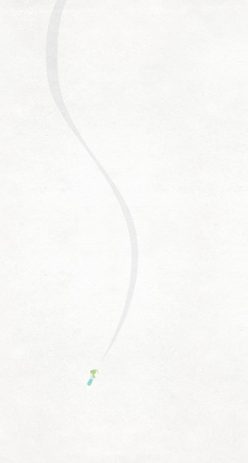 Megami Original Iphone 8 壁紙 白