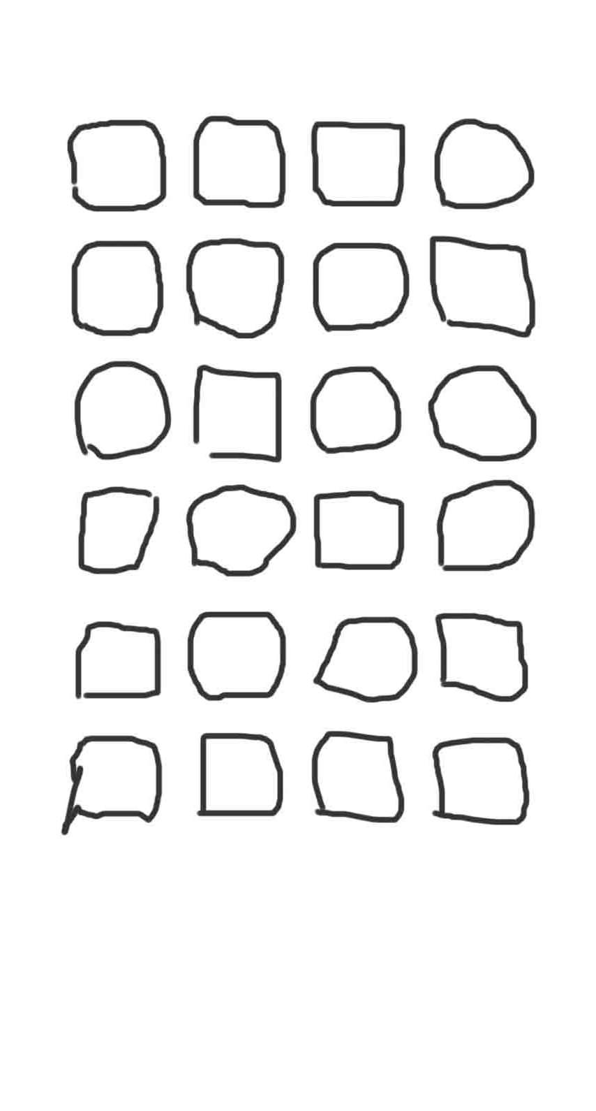 Rak Garis Hitam Putih Wallpaper Sc Iphone8