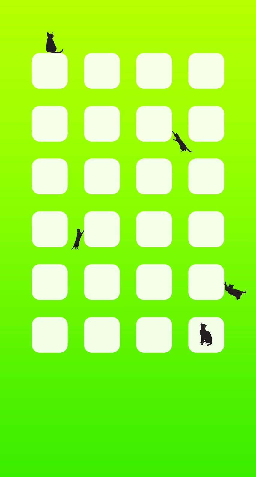 印刷可能 Iphone 壁紙 猫 イラスト 無料イラスト素材集