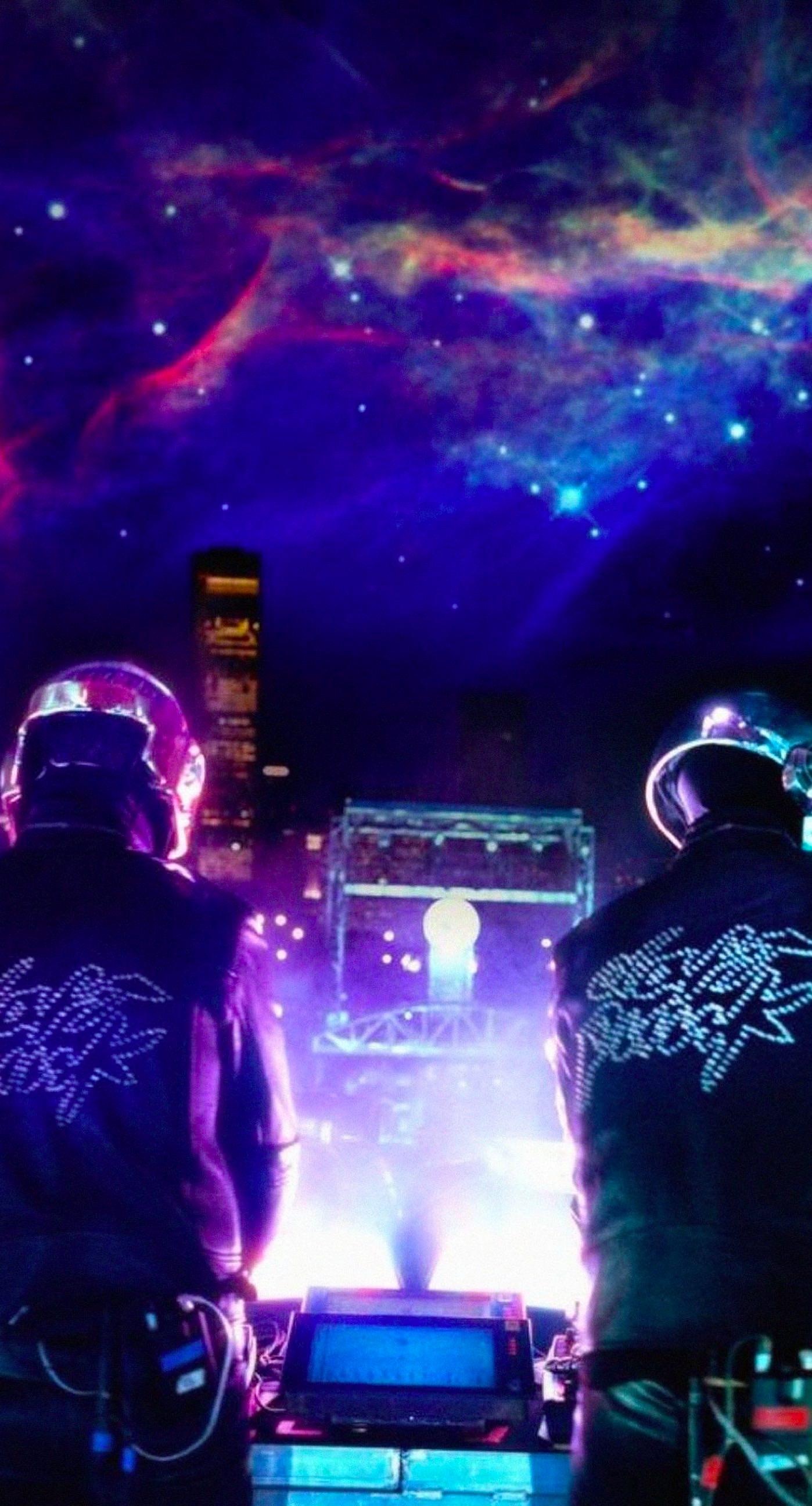 Daft Punk Carácter Wallpapersc Iphone8plus