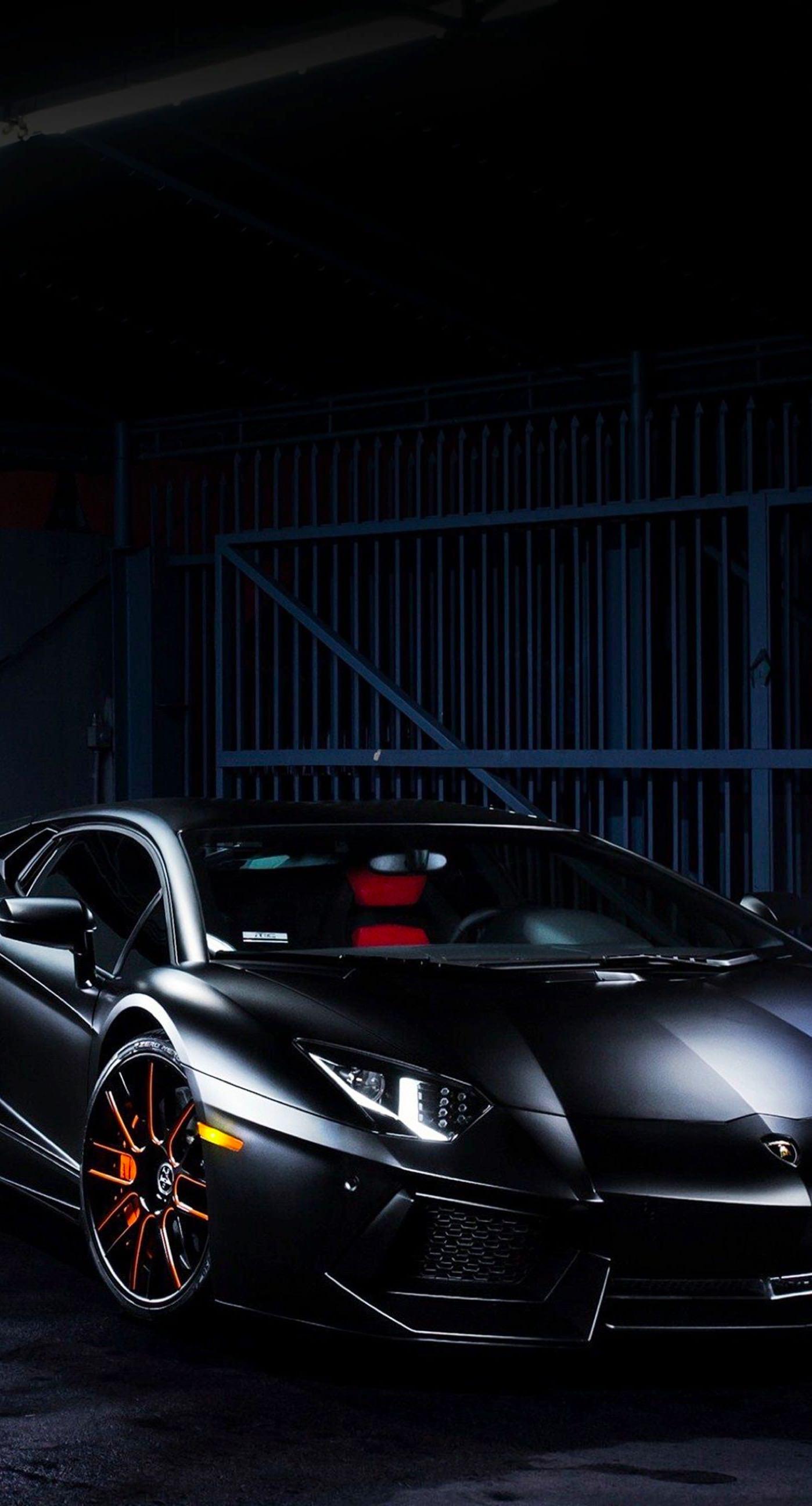 Vehicle Car Black Wallpaper Sc Iphone8plus